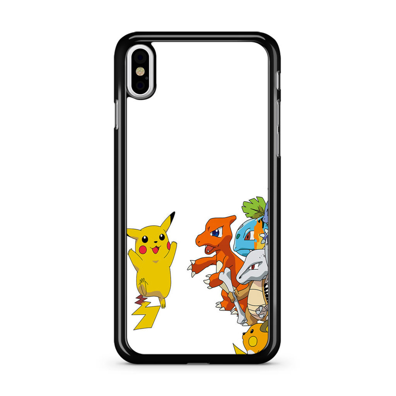 premium selection d88e2 72401 Pikachu The Leader iPhone X Case