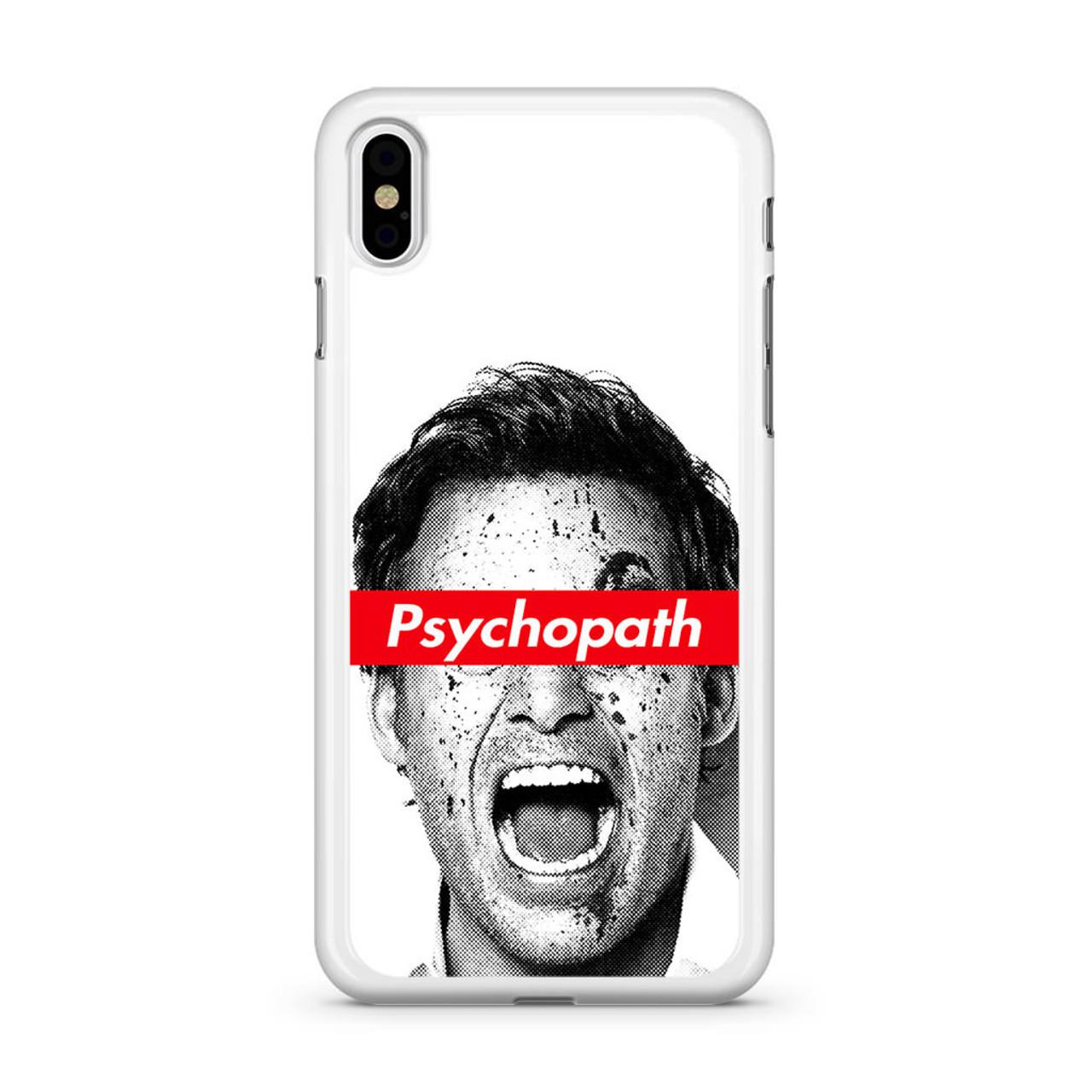 psycopath 2 iphone case
