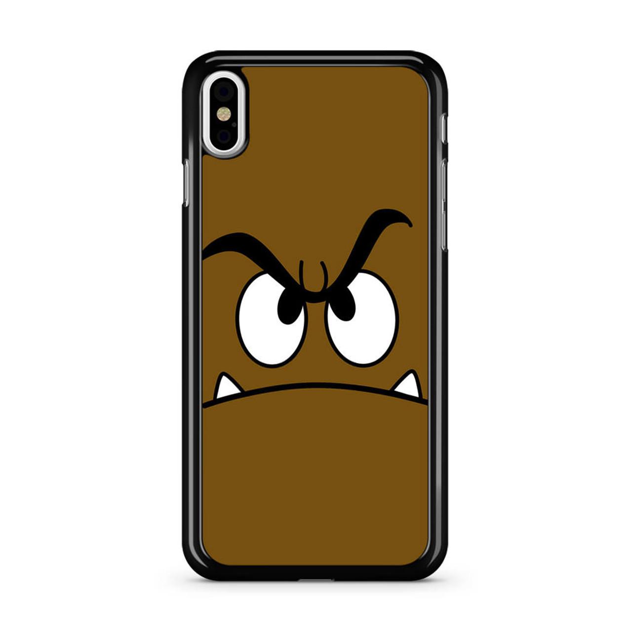 pretty nice cbd84 be2a1 Super Mario Goomba iPhone X Case