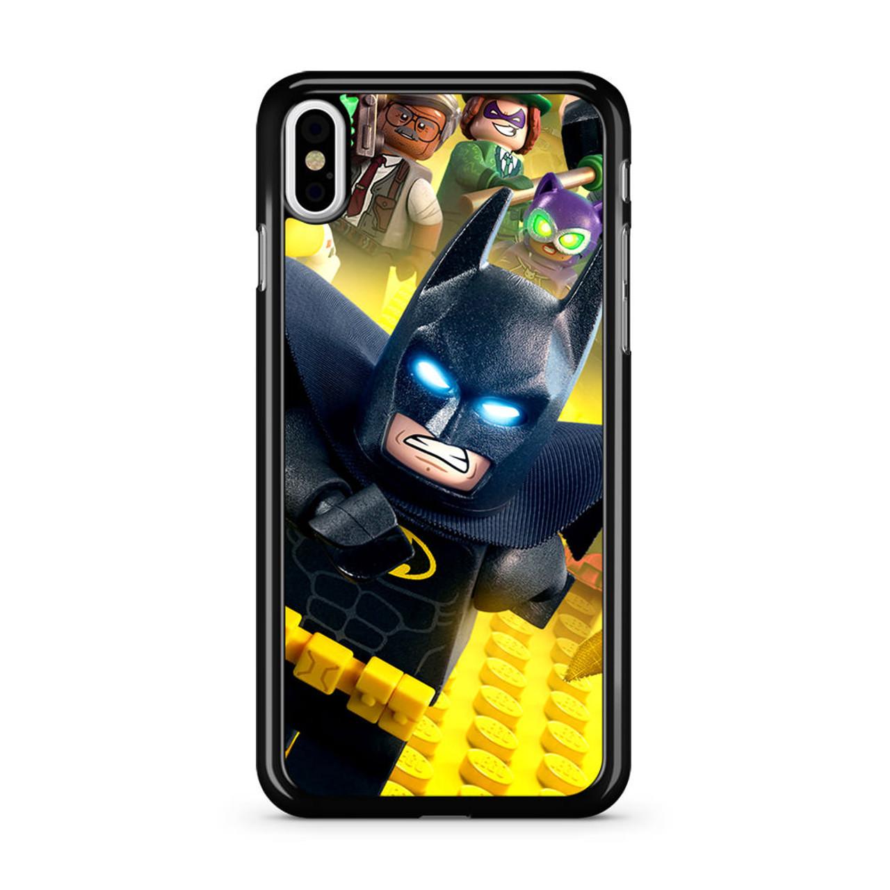 new style 8744e 7d608 The Lego Batman Robin iPhone X Case