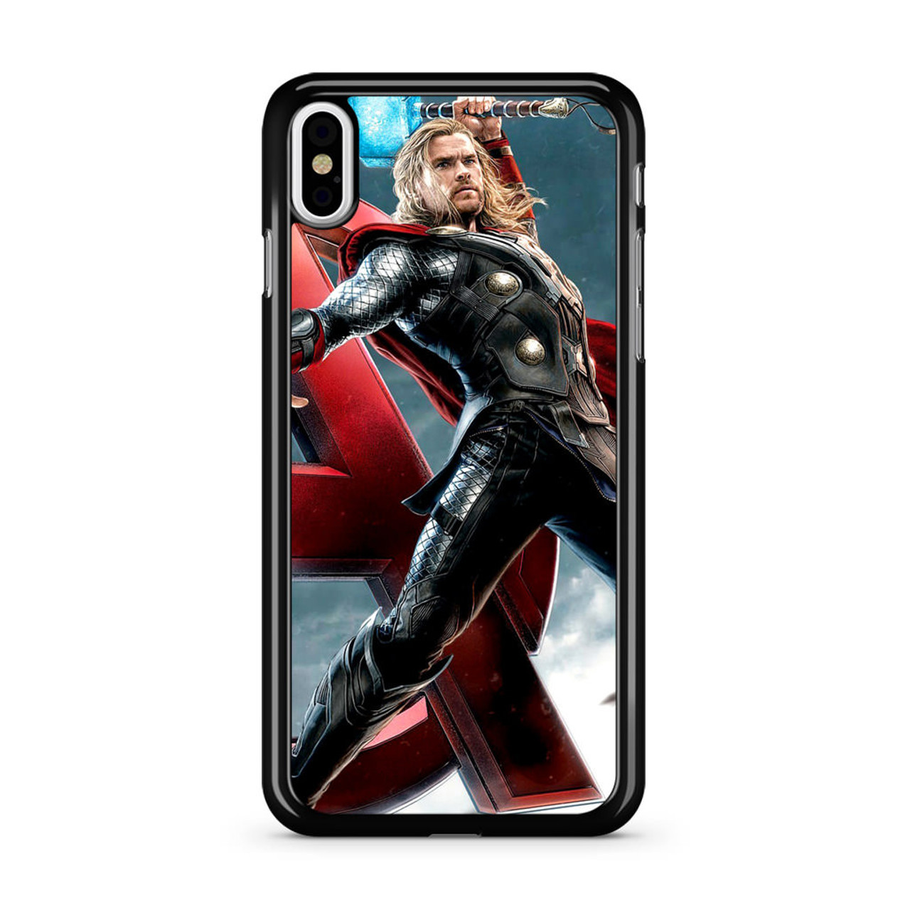 size 40 f7fe7 831a0 Thor Avengers iPhone X Case