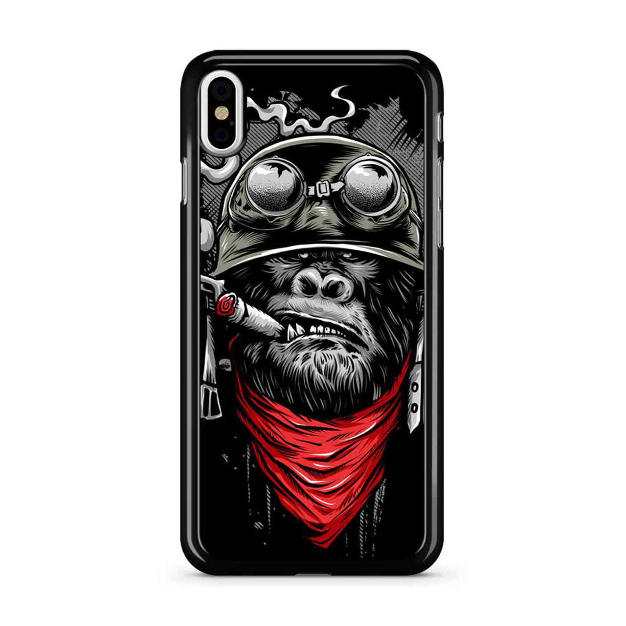 low priced b8feb 46cd7 Ape Of Duty iPhone X Case