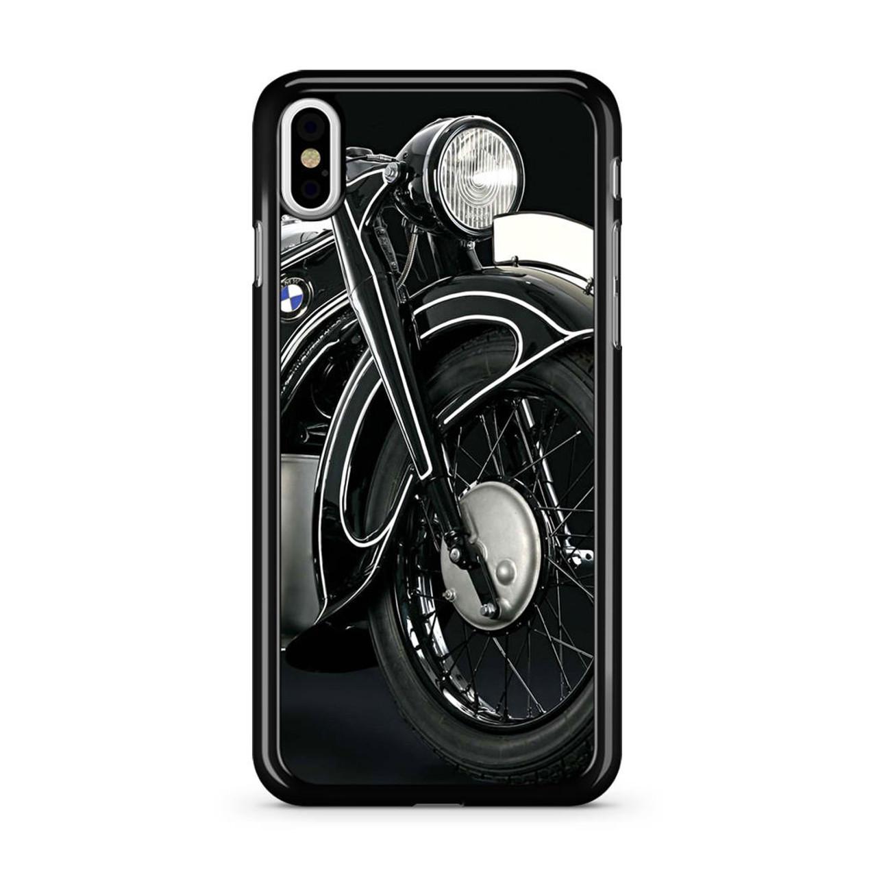 pretty nice 2bf6d a1aee BMW Motorbike Classic iPhone X Case