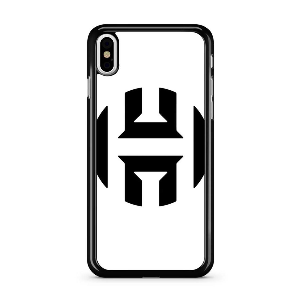 on sale 36fbf a6e20 James Harden Logo iPhone X Case