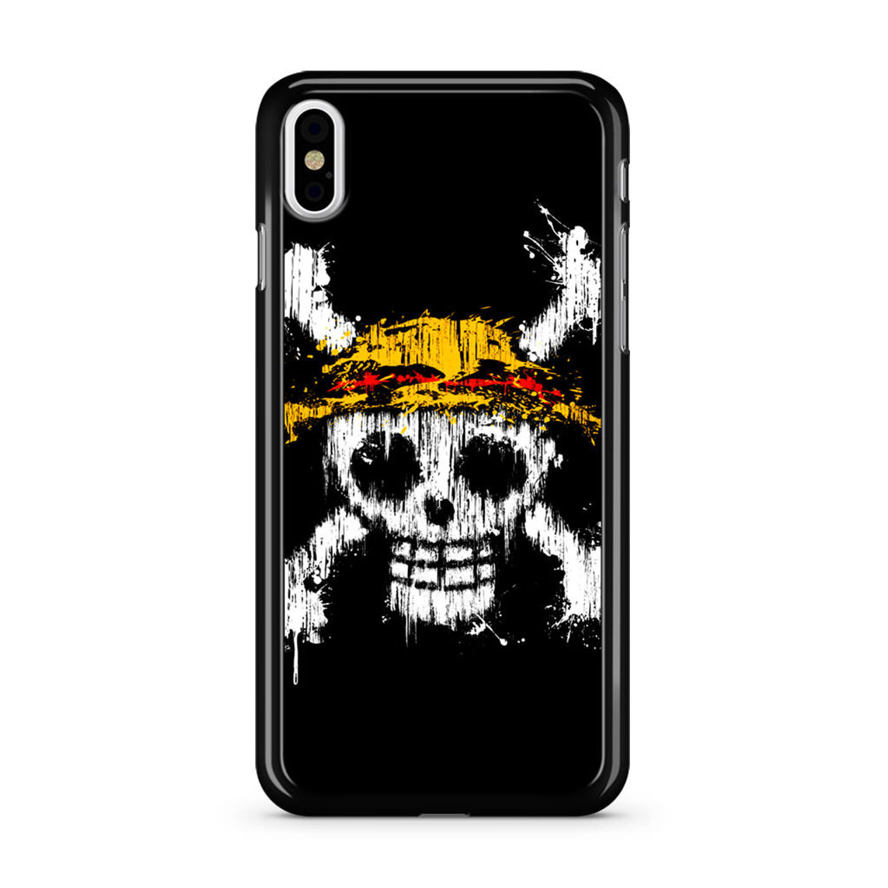 One Piece Skull iPhone X Case - CASESHUNTER 7326630f4