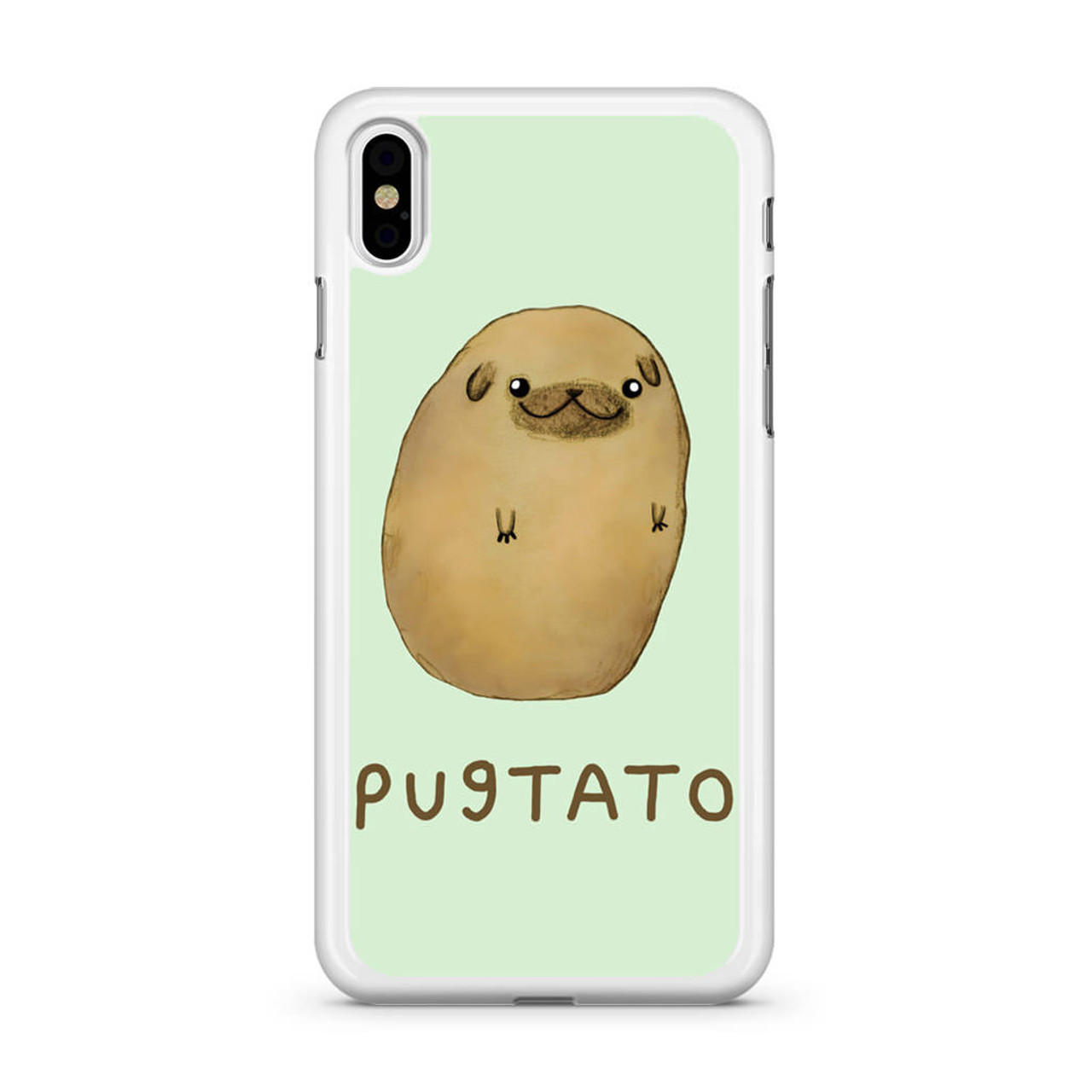 PUGTATO iphone case