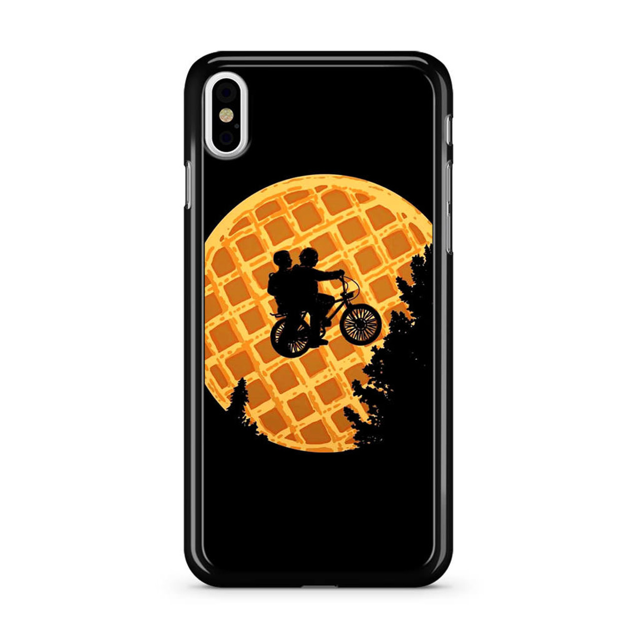 best service 8f53e 7a473 Stranger Things Minimalism iPhone X Case