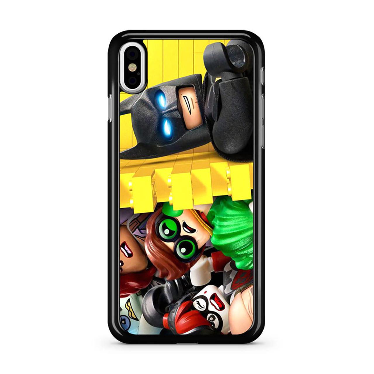 quality design aa4b7 0f601 The Lego Batman Movie iPhone X Case