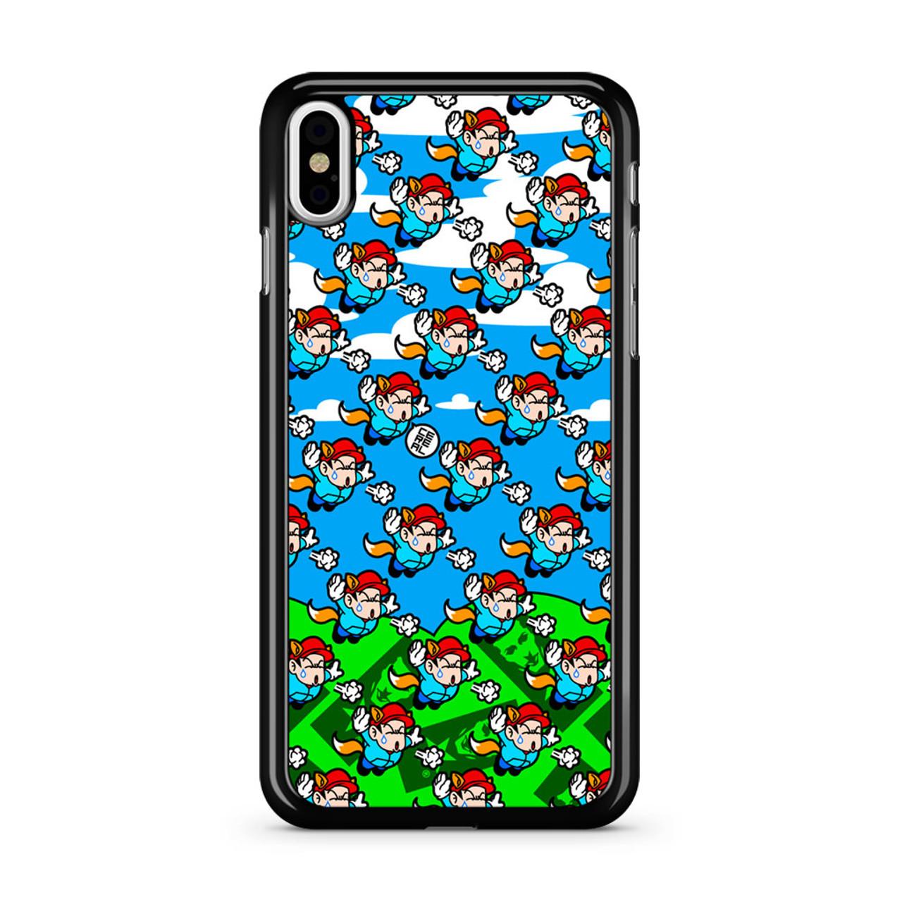 online store 70afa d2861 Billionaire Boys Club Mario iPhone X Case
