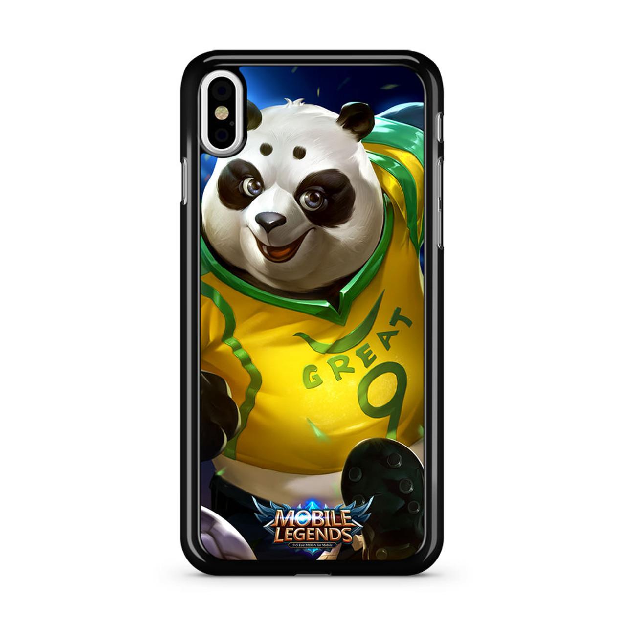 best sneakers 95ed2 2d224 Mobile Legends Akai Soccer Titan iPhone X Case