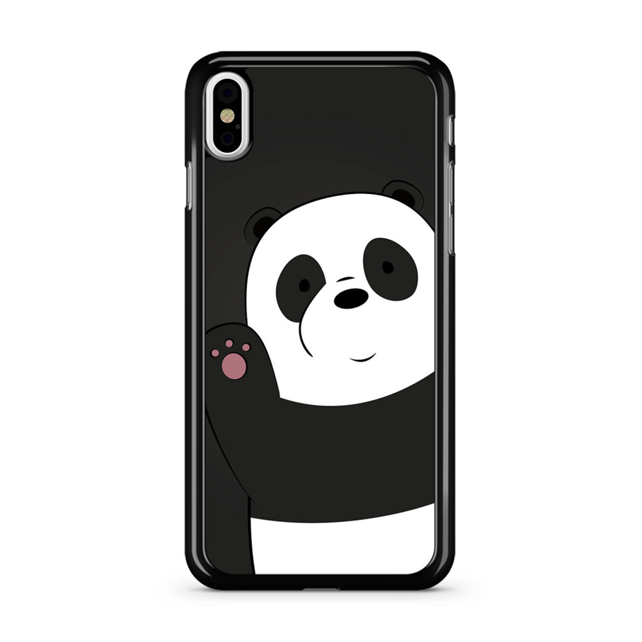 best website ebb7b f657b Pan Pan We Bare Bears iPhone X Case