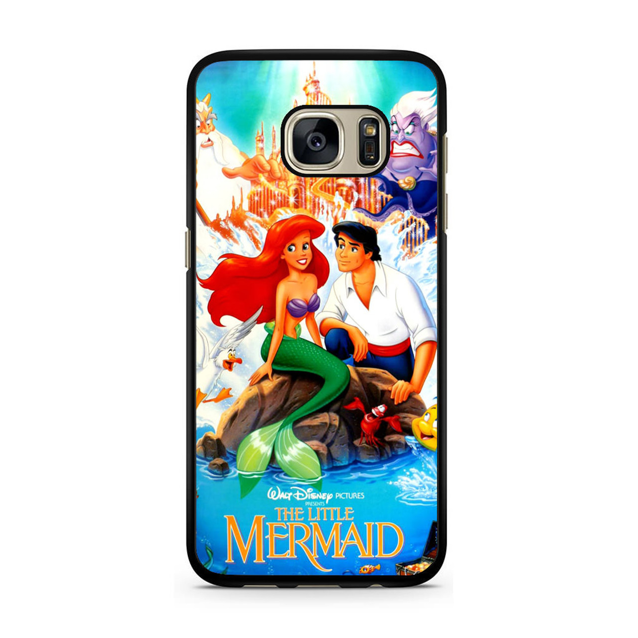 online store 95900 e6bb8 Walt Disney The Little Mermaid Samsung Galaxy S7 Case