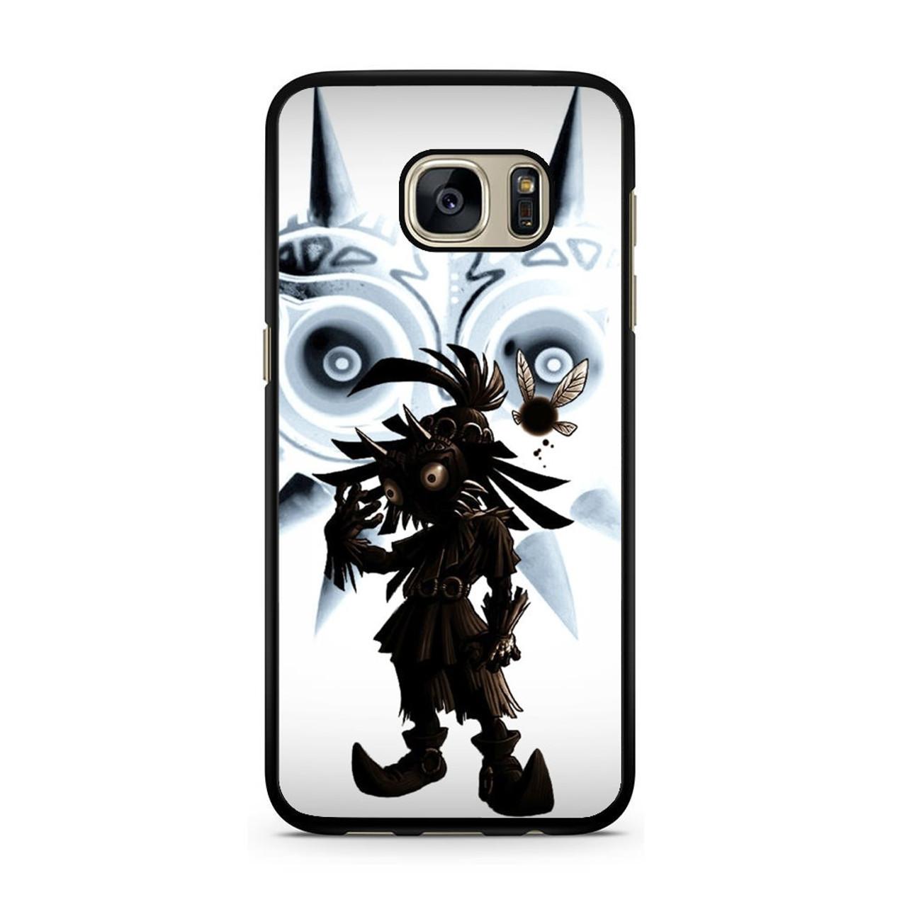 info for a1401 a5b44 Zelda Hidden Evil Samsung Galaxy S7 Case