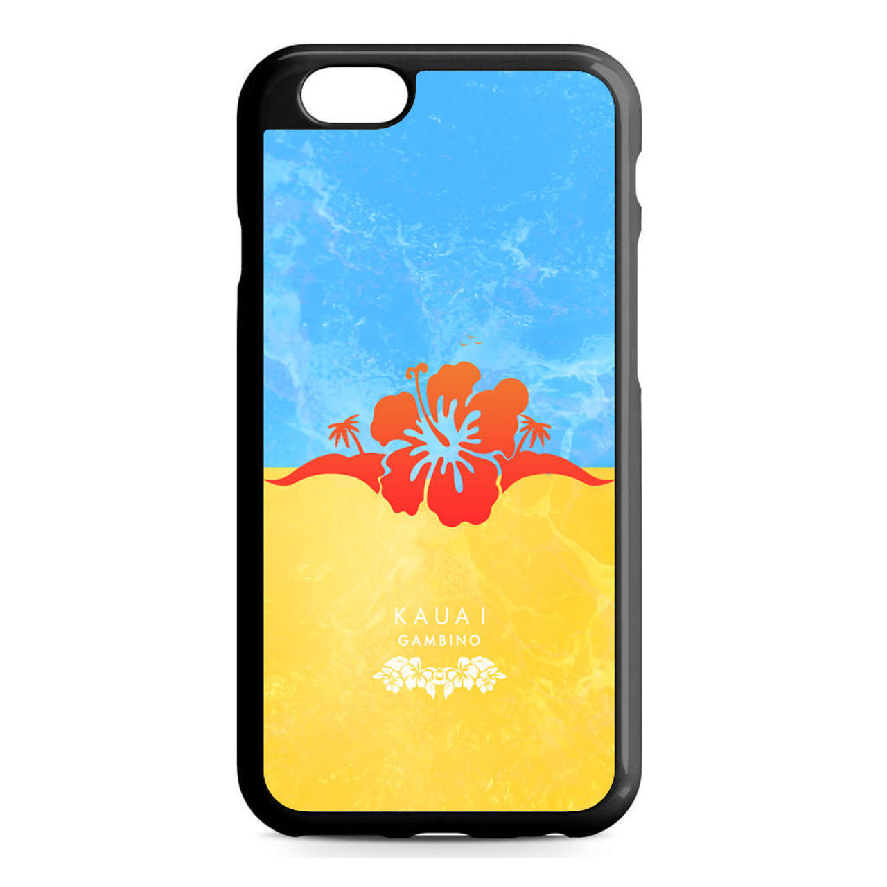 39ce013d847f STN MTN Kauai by Childish Gambino iPhone 6 6S Case - CASESHUNTER