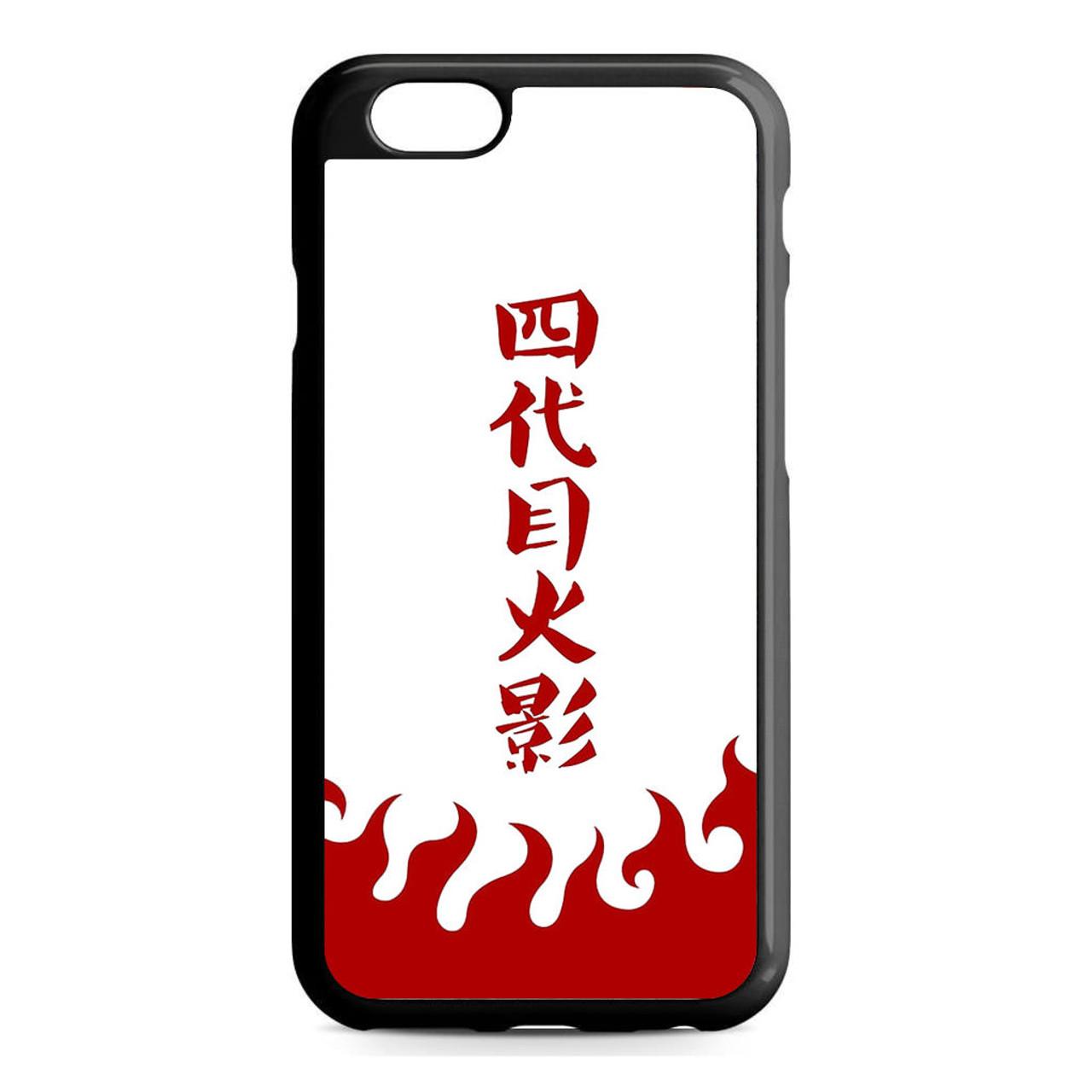 naruto iphone 6 case