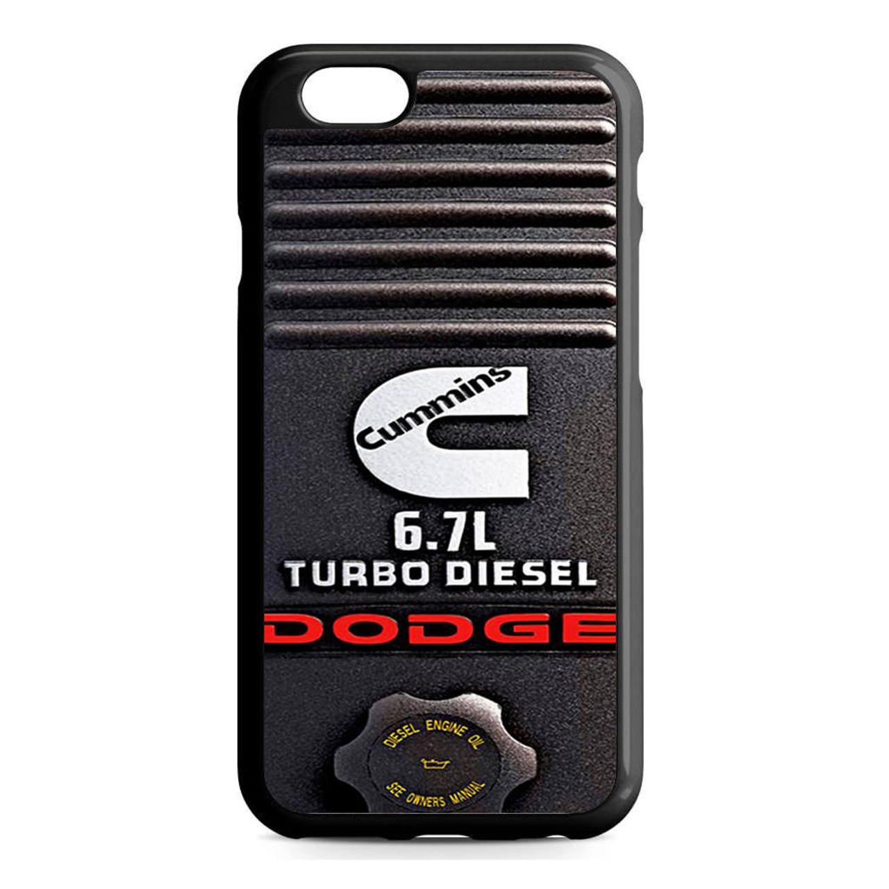 Cummins Turbo Diesel >> Dodge Cummins Turbo Diesel Iphone 6 6s Case Caseshunter
