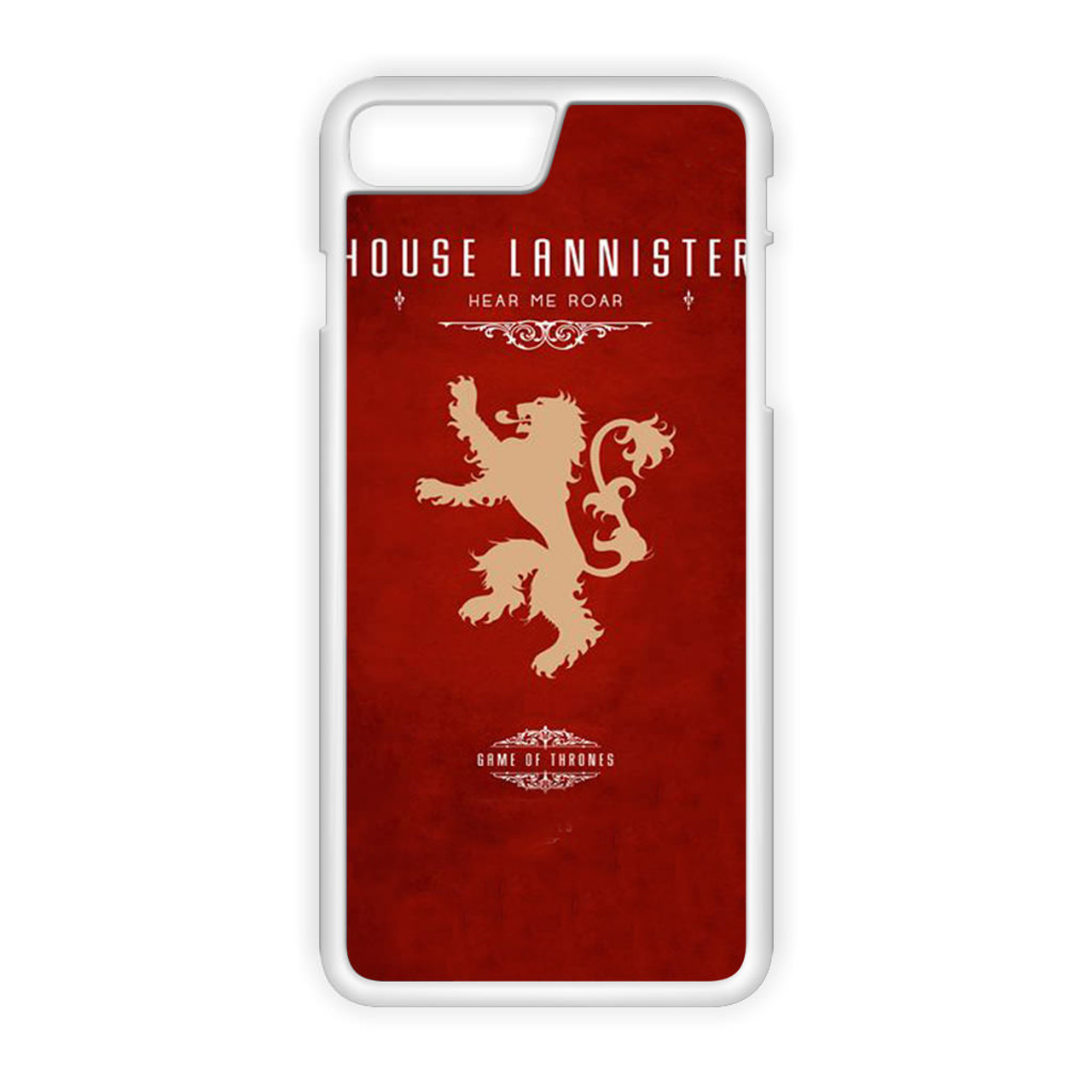 Game Of Thrones - house lannister iPhone 7 Plus Case