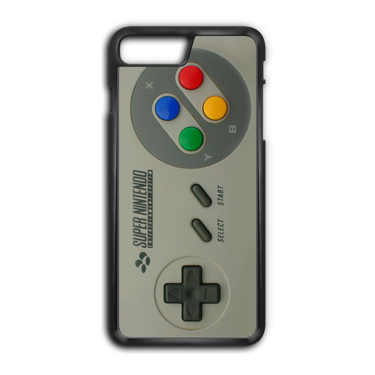 quality design 0429e a4336 SNES Controller iPhone 7 Plus Case