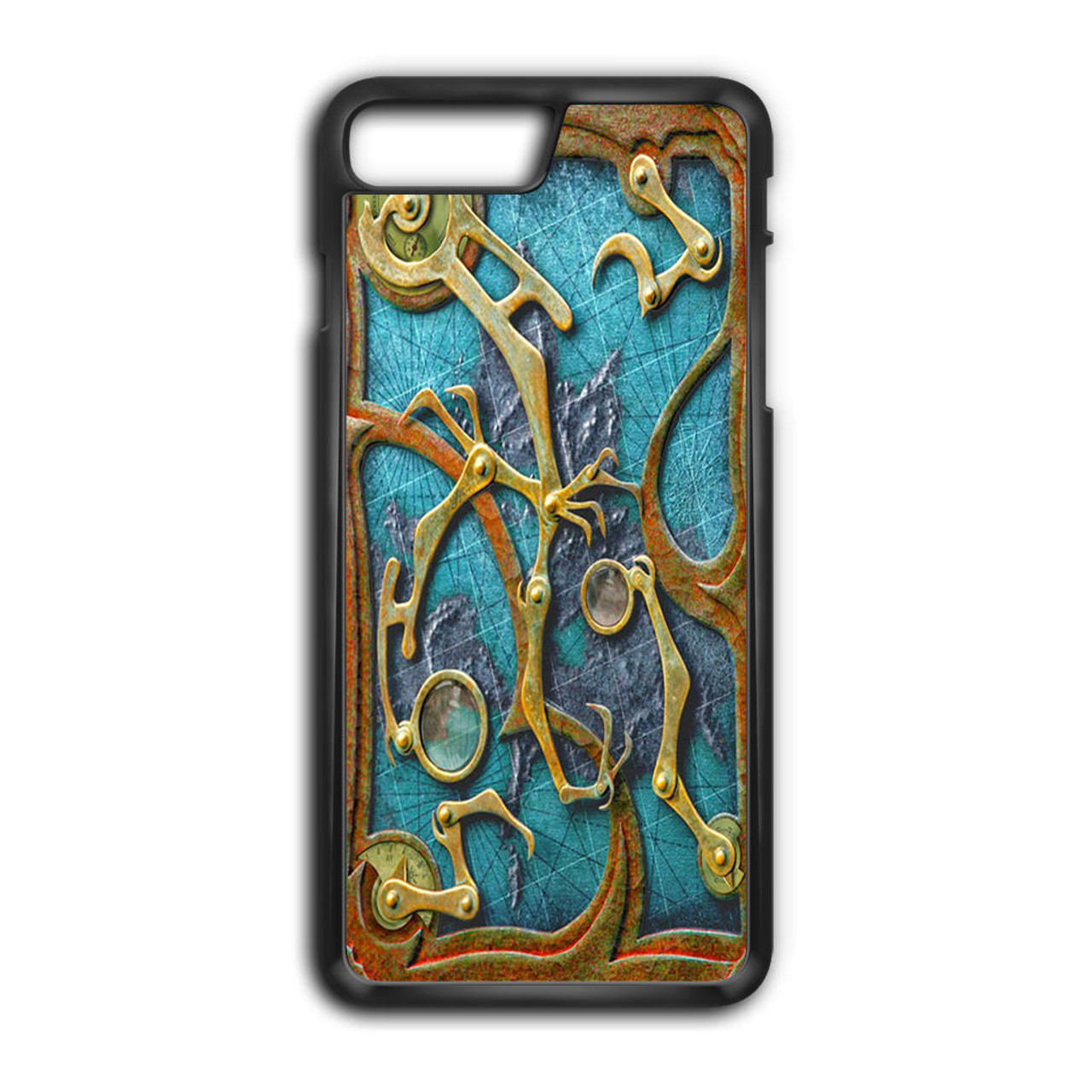 94d219e53724 Steampunk iPhone 7 Plus Case - CASESHUNTER