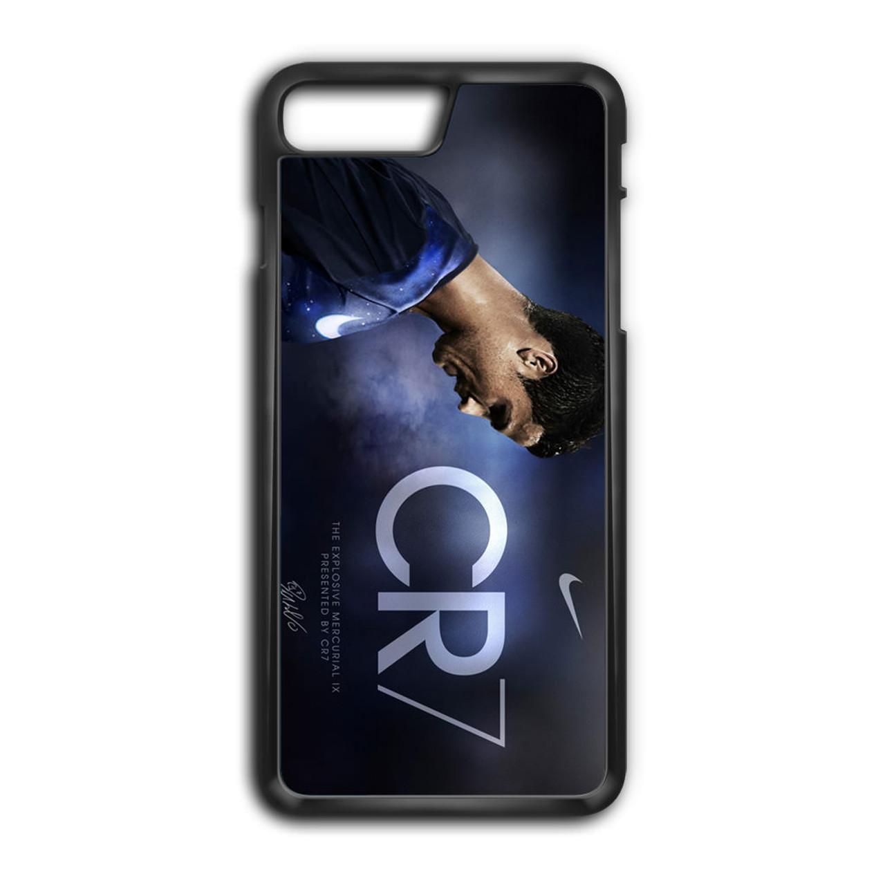 best service d587b 8707a Cristiano Ronaldo CR7 iPhone 7 Plus Case