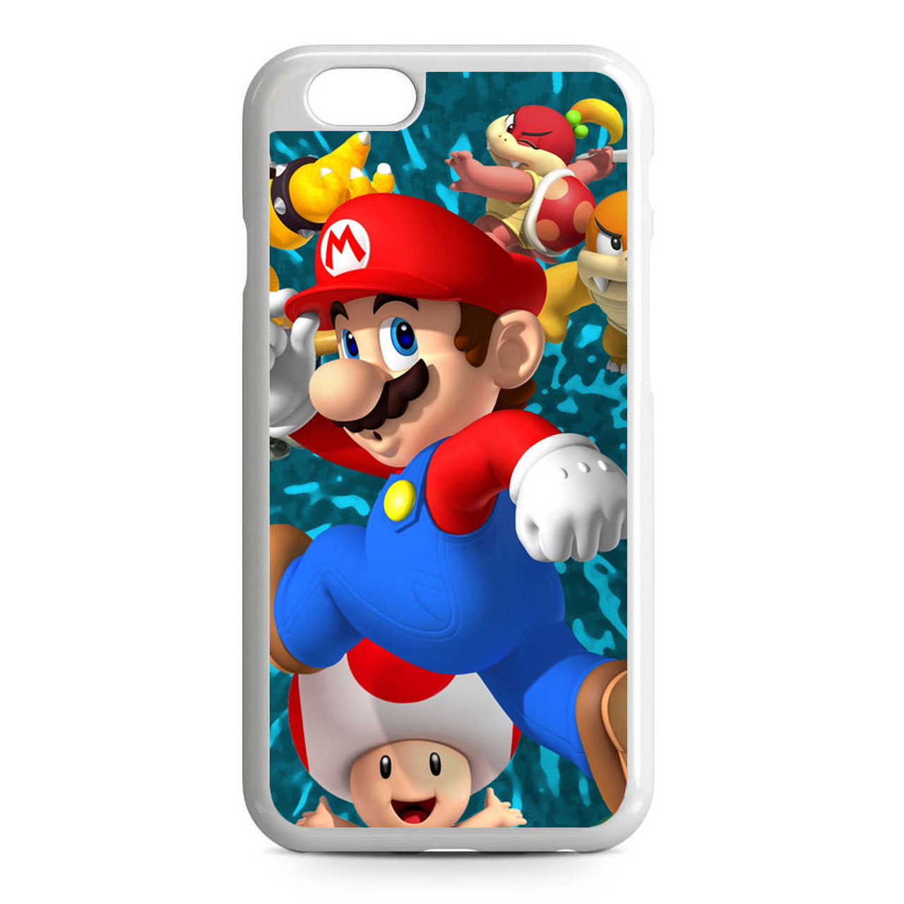 Super Mario Bros iPhone 6/6S Case
