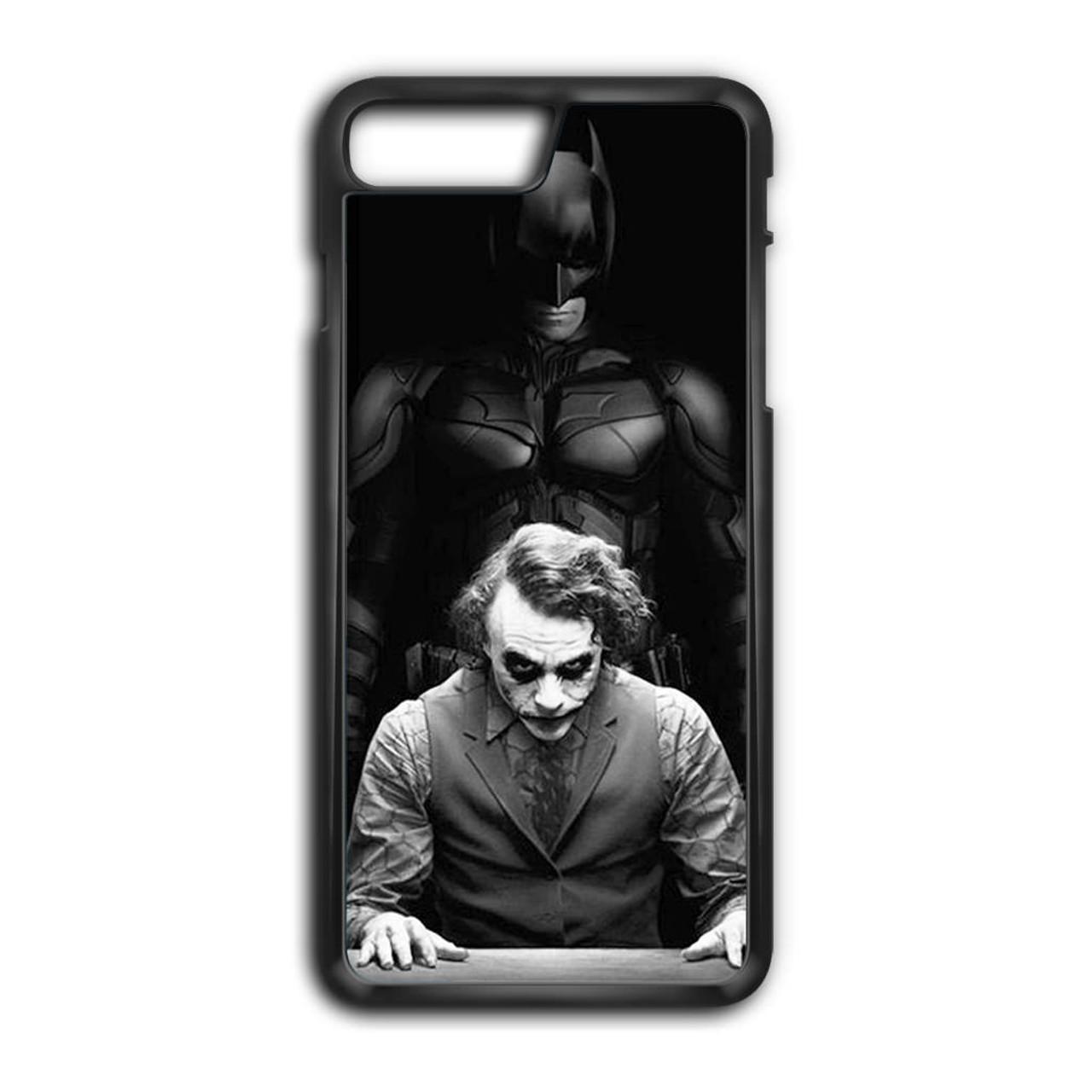 new product 5cafb e80e1 Batman and Joker iPhone 7 Plus Case