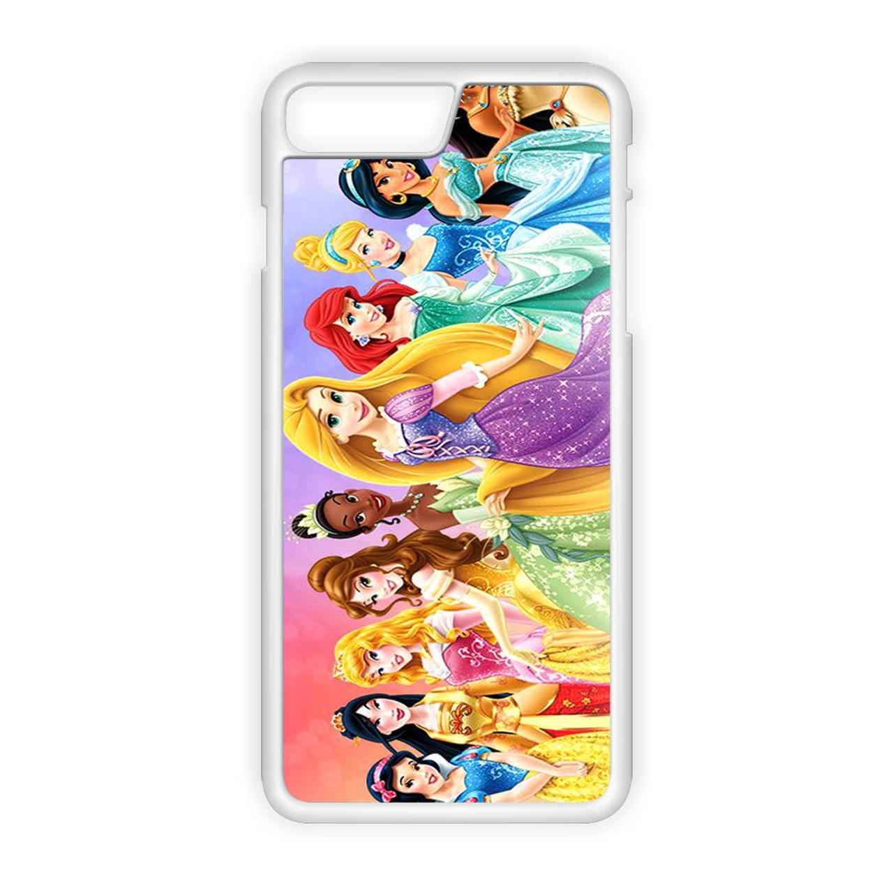 Disney Princess Rapunzel Midle iPhone 7 Plus Case