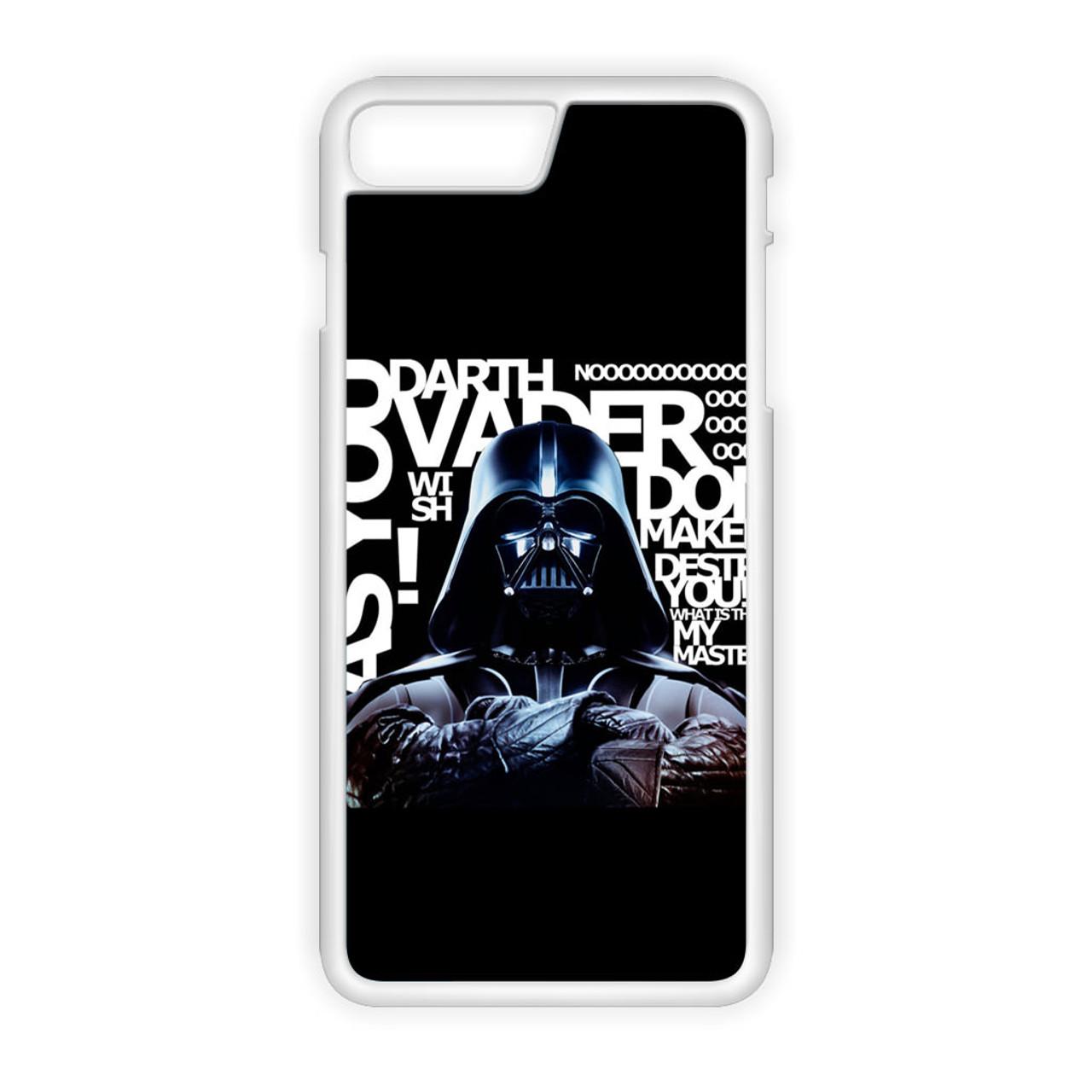 Star Wars Darth Vader Quotes Iphone 7 Plus Case
