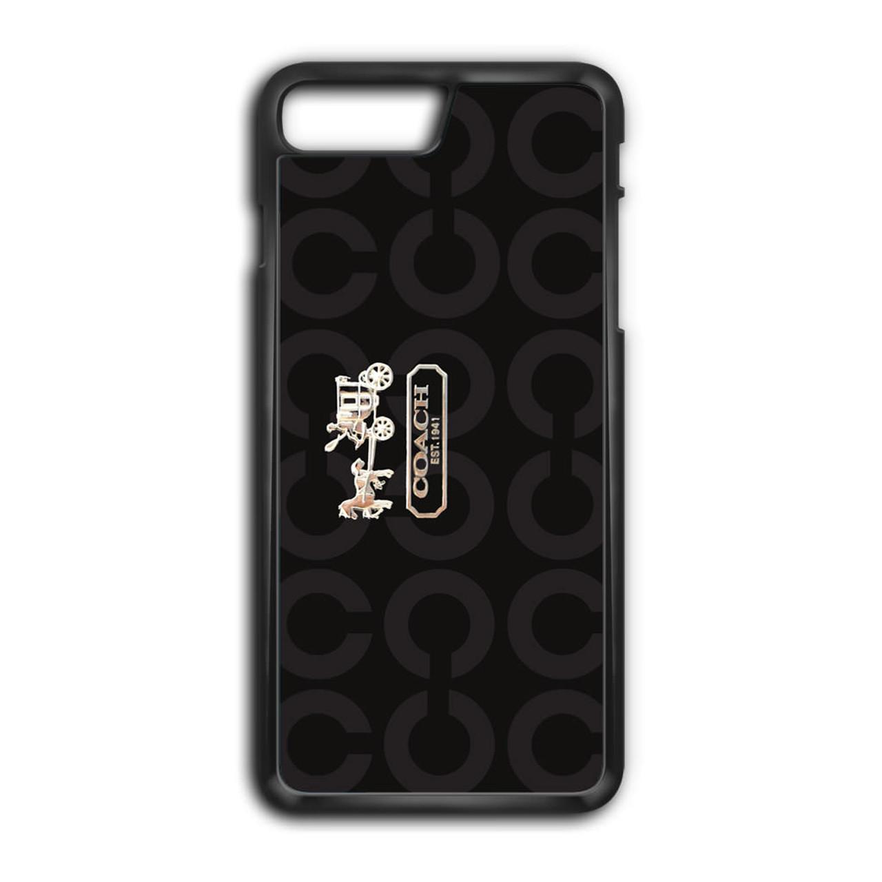 Coach Bag iPhone 7 Plus Case - CASESHUNTER c9147ccbeb00