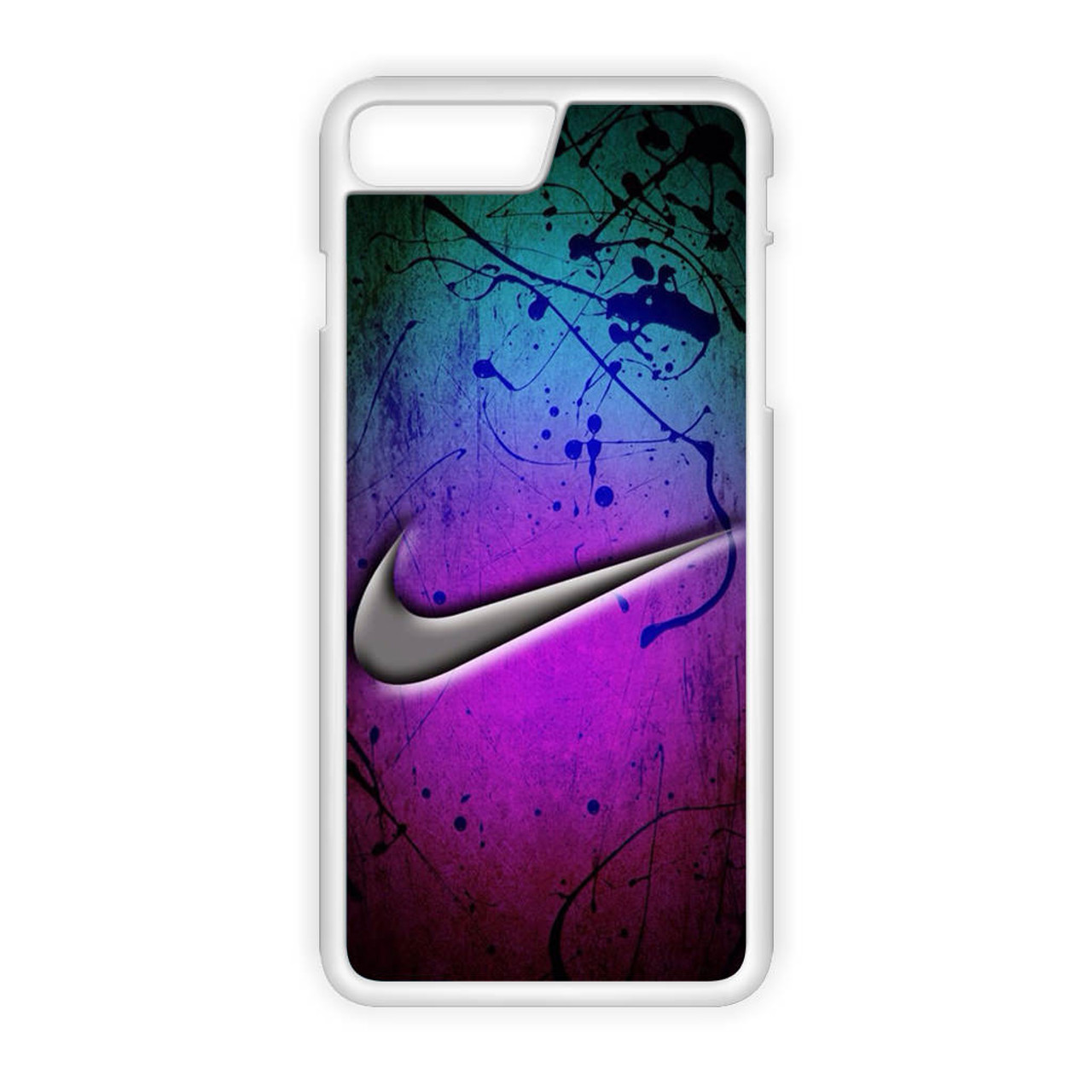 Ejecución Norteamérica Documento  Nike Holographic Style iPhone 7 Plus Case - CASESHUNTER