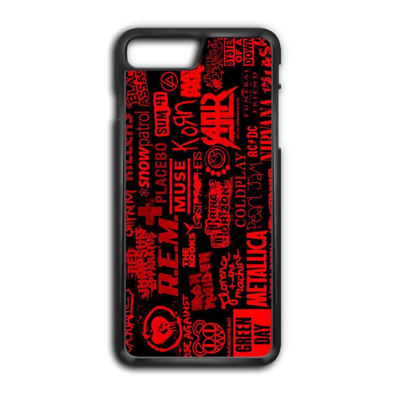 band iphone 7 plus case
