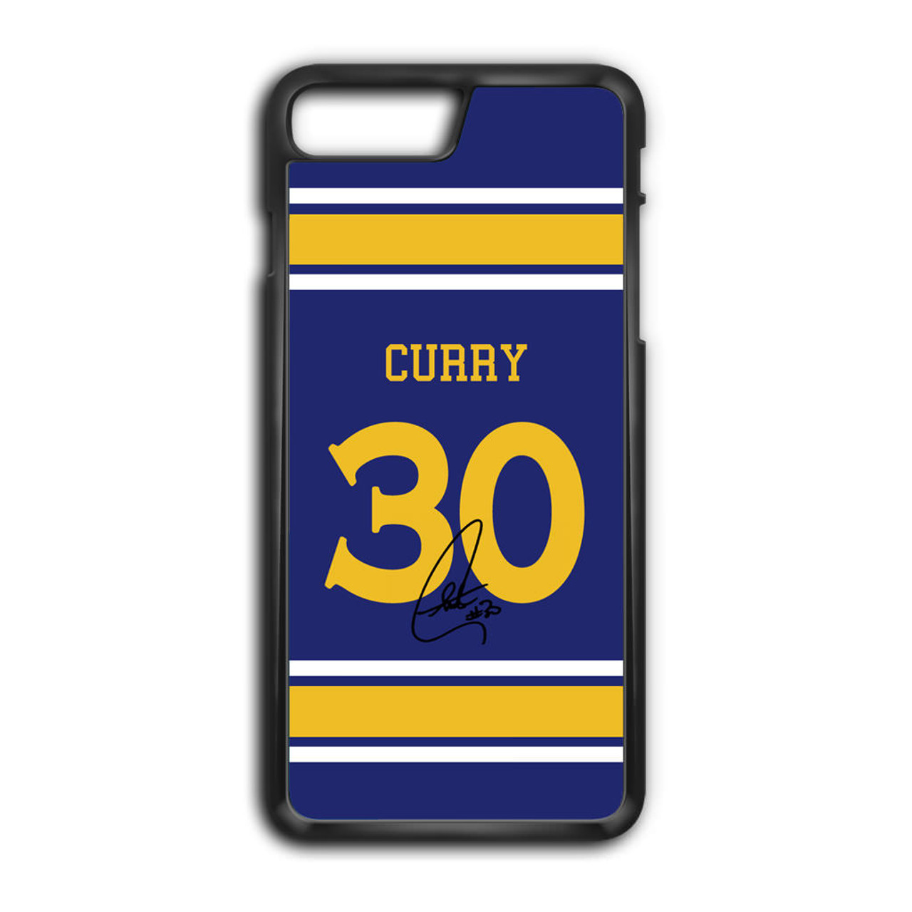 brand new 7b124 386c3 Warriors Stephen Curry Jersey iPhone 7 Plus Case