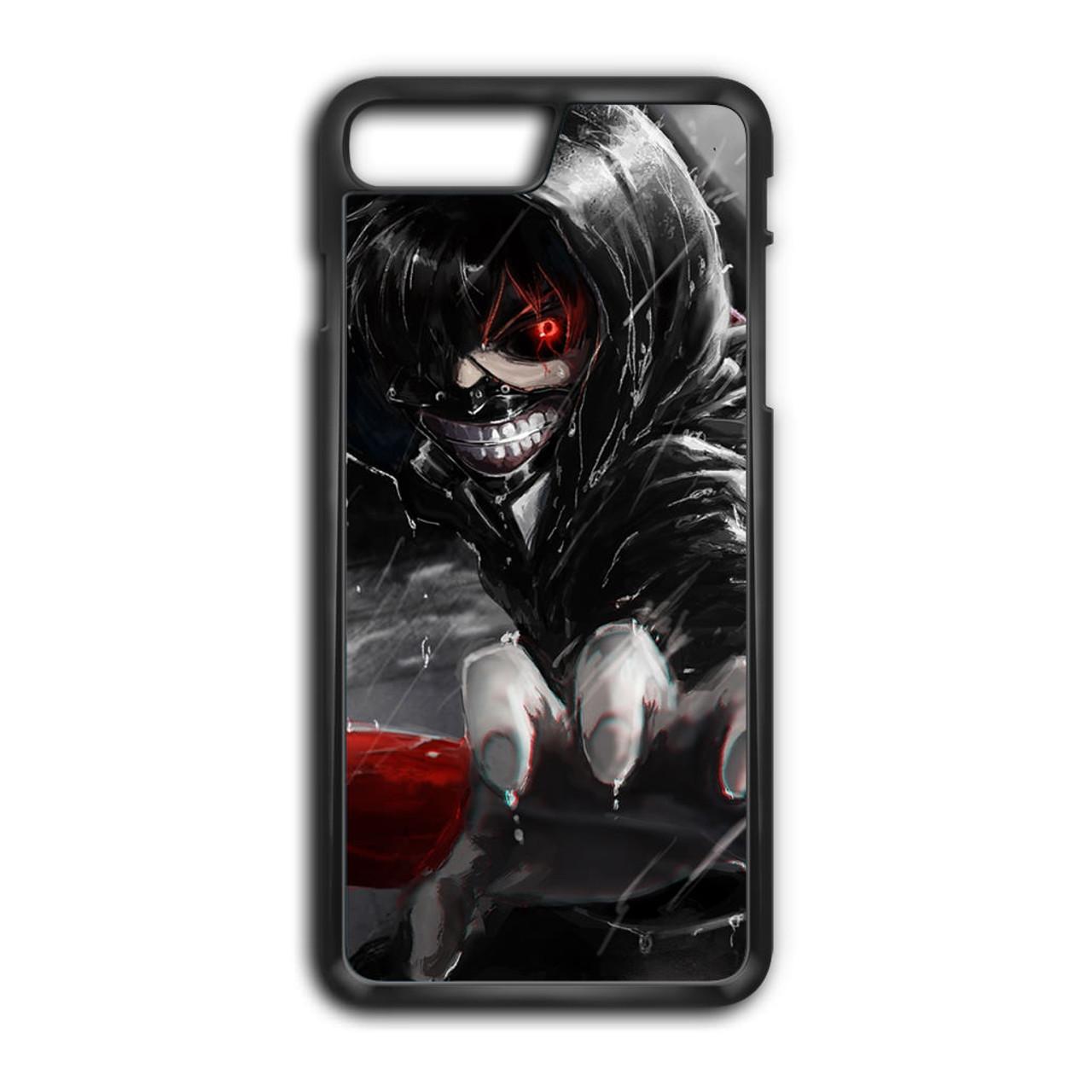 the latest 66bb8 fefe9 Anime Tokyo Ghoul Ken Kaneki 2 iPhone 7 Plus Case