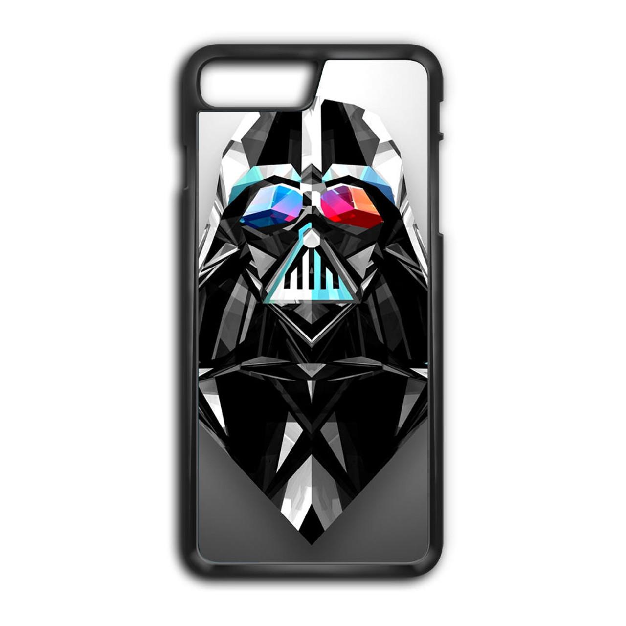 hot sale online 11819 fc70d Movie Starwars Darth Vader Artistic Geometric iPhone 7 Plus Case