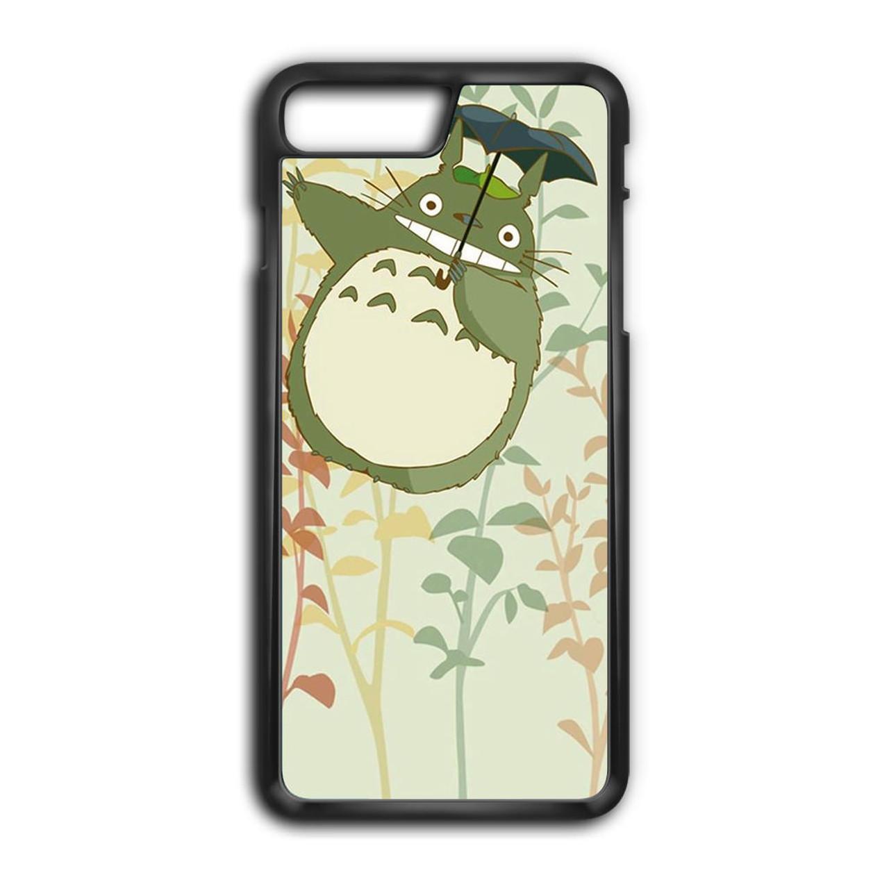 new concept a3356 ad5e1 My Neighbor Totoro Cute iPhone 7 Plus Case