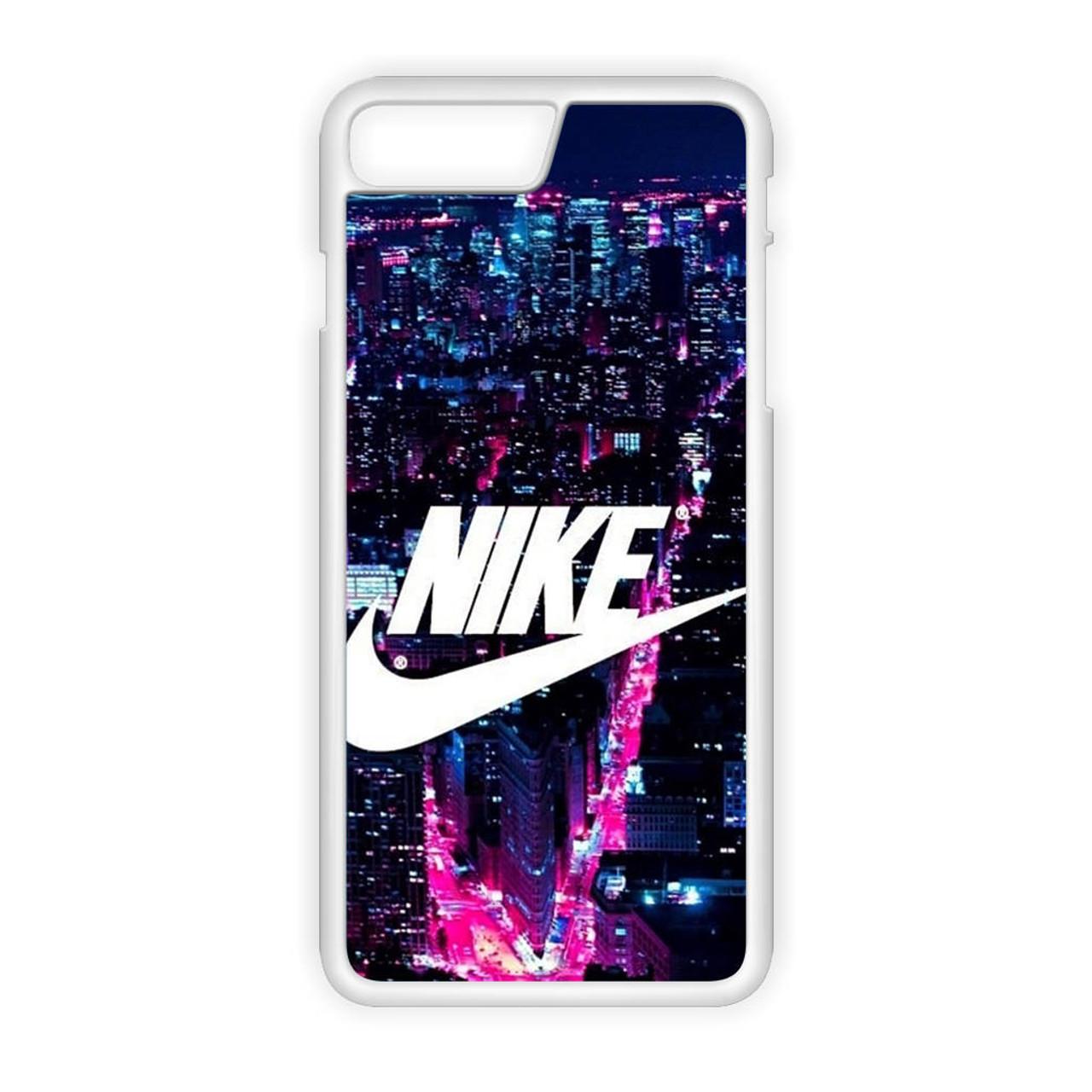 Proscrito rueda pájaro  Nike Logo New York City iPhone 7 Plus Case - CASESHUNTER