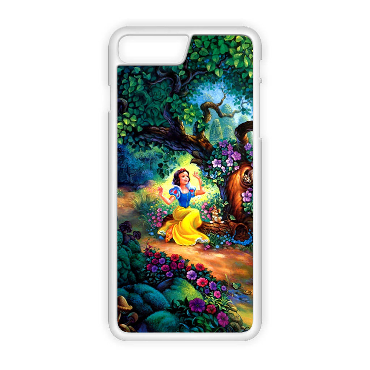 Snow White Fairy iPhone 7 Plus Case