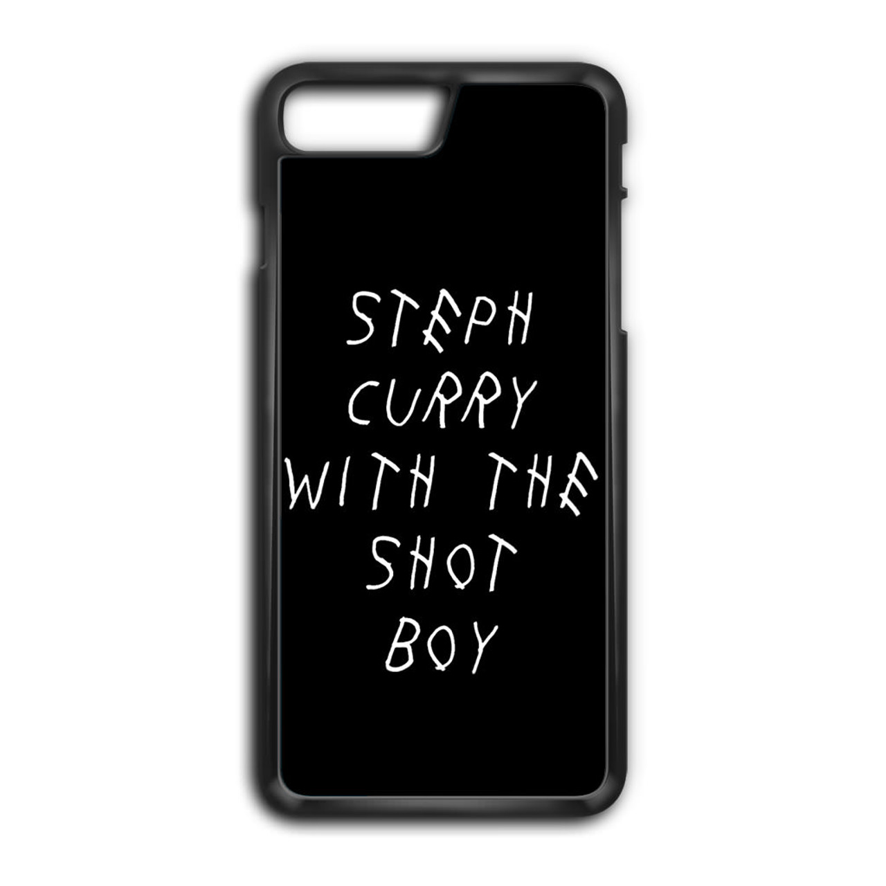 best service aace1 19b2e Stephen Curry Drake Shot iPhone 7 Plus Case