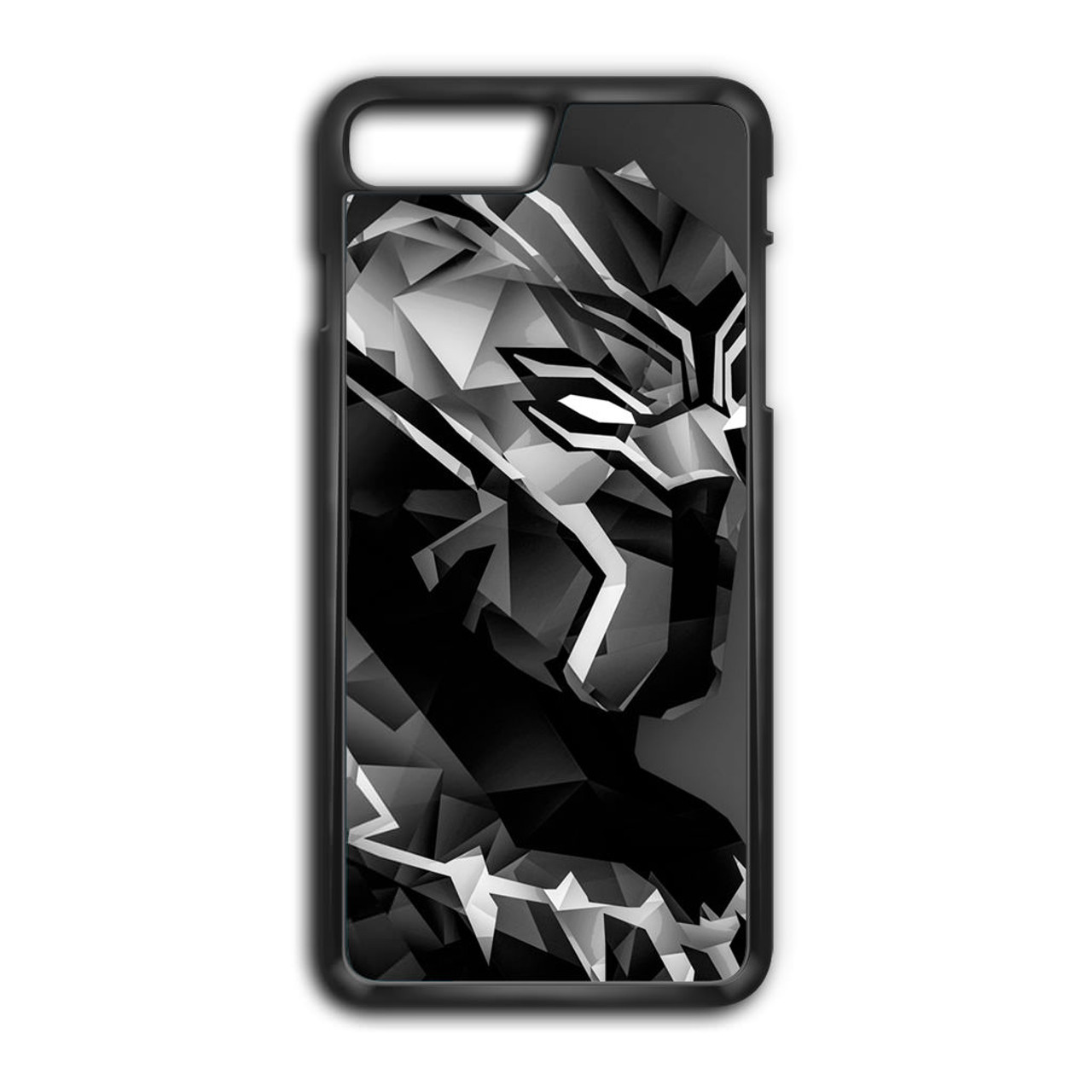 huge discount 2b90a 845a6 Black Panther Digital Art iPhone 7 Plus Case