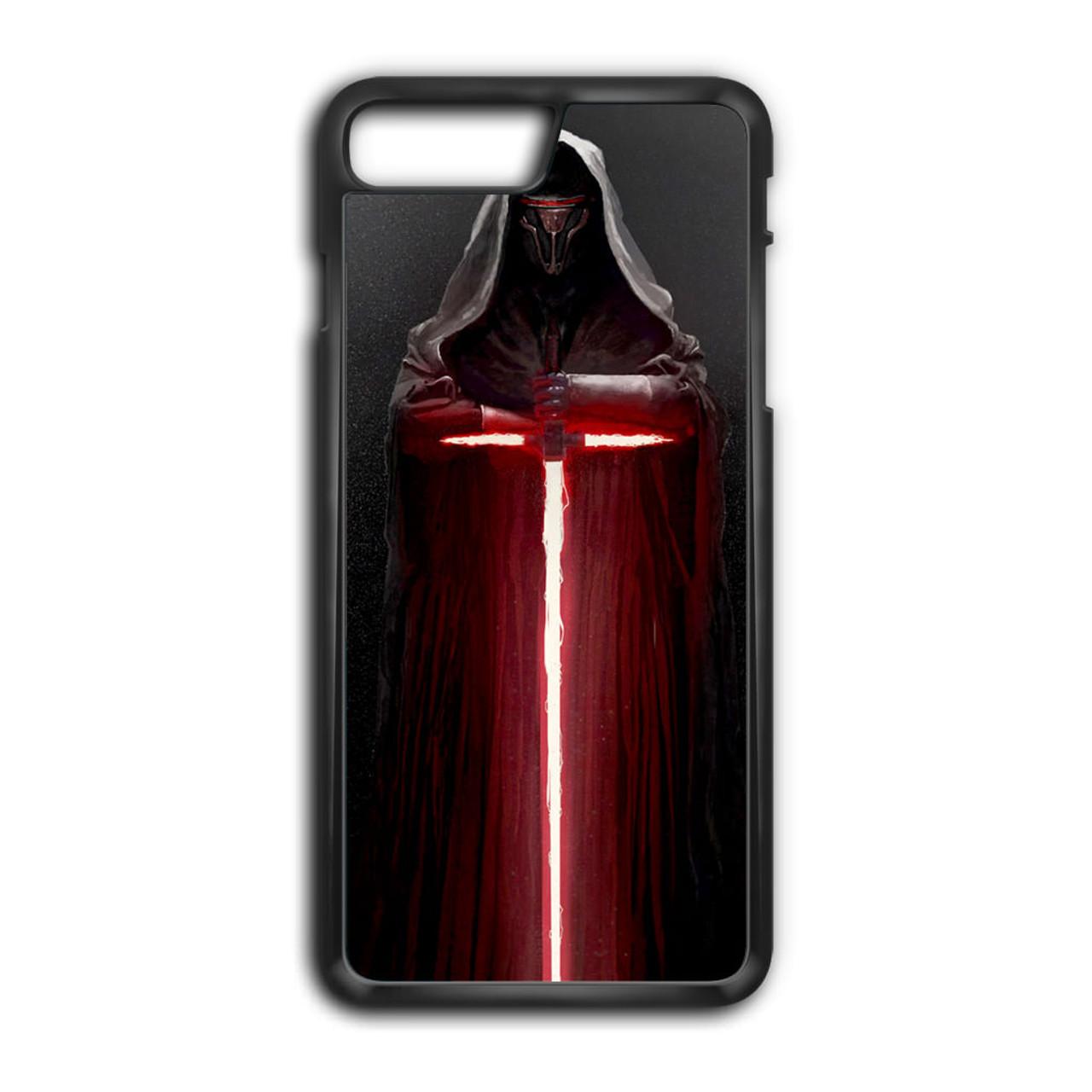 pretty nice 090eb 0a945 Kylo Ren Lightsaber Star Wars iPhone 7 Plus Case - CASESHUNTER