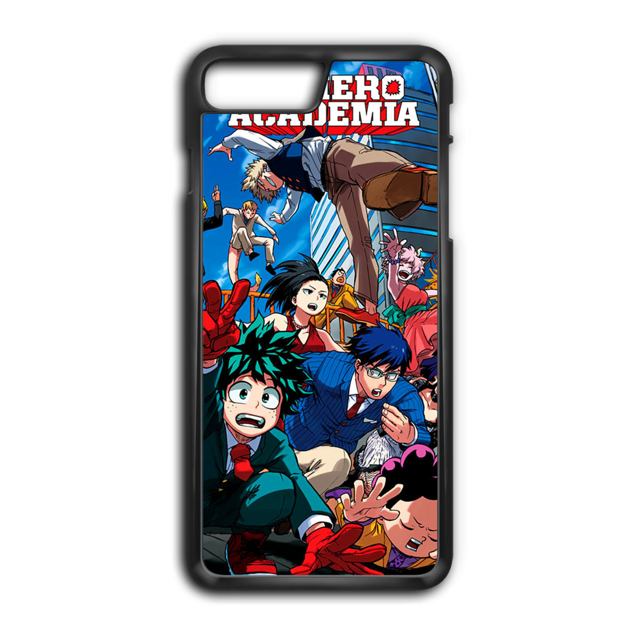 new product 1fb72 8a823 My Hero Academia iPhone 7 Plus Case