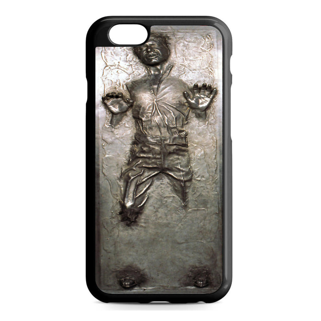 competitive price cfd53 a1418 Han Solo in Carbonite iPhone 6/6S Case
