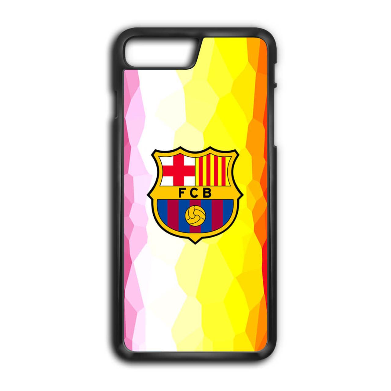 Fc Barcelona Mozaic Iphone 7 Plus Case Caseshunter