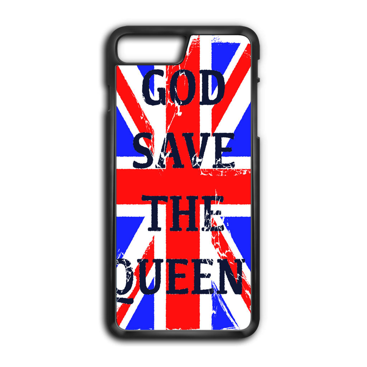 God Save The Queen iPhone 7 Plus Case