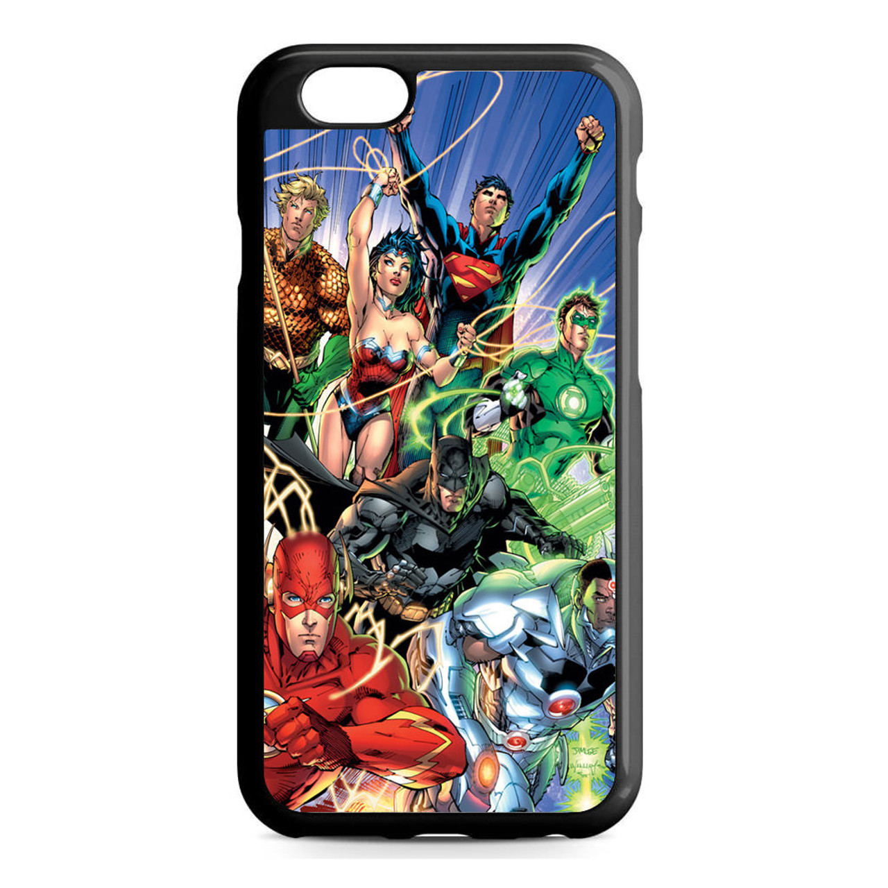 purchase cheap 8f422 0808d Justice League iPhone 6/6S Case