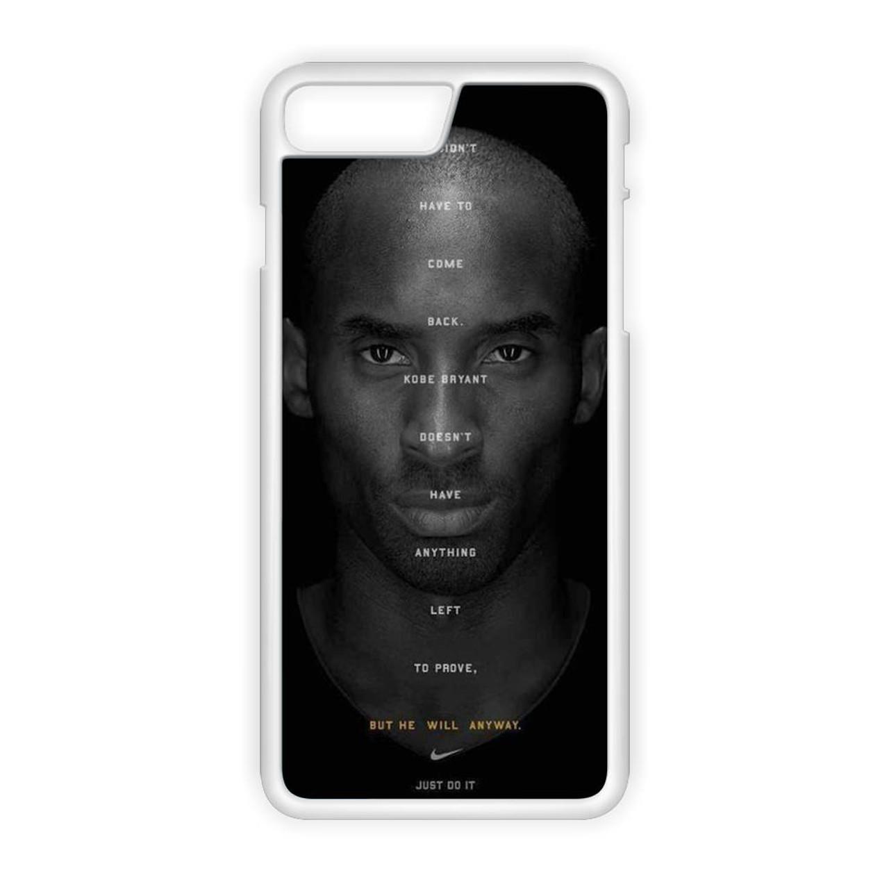 yo Si conferencia  Kobe Nike iPhone 7 Plus Case - CASESHUNTER