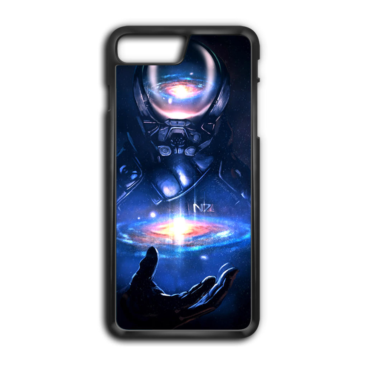 mass effect iphone 7 plus case