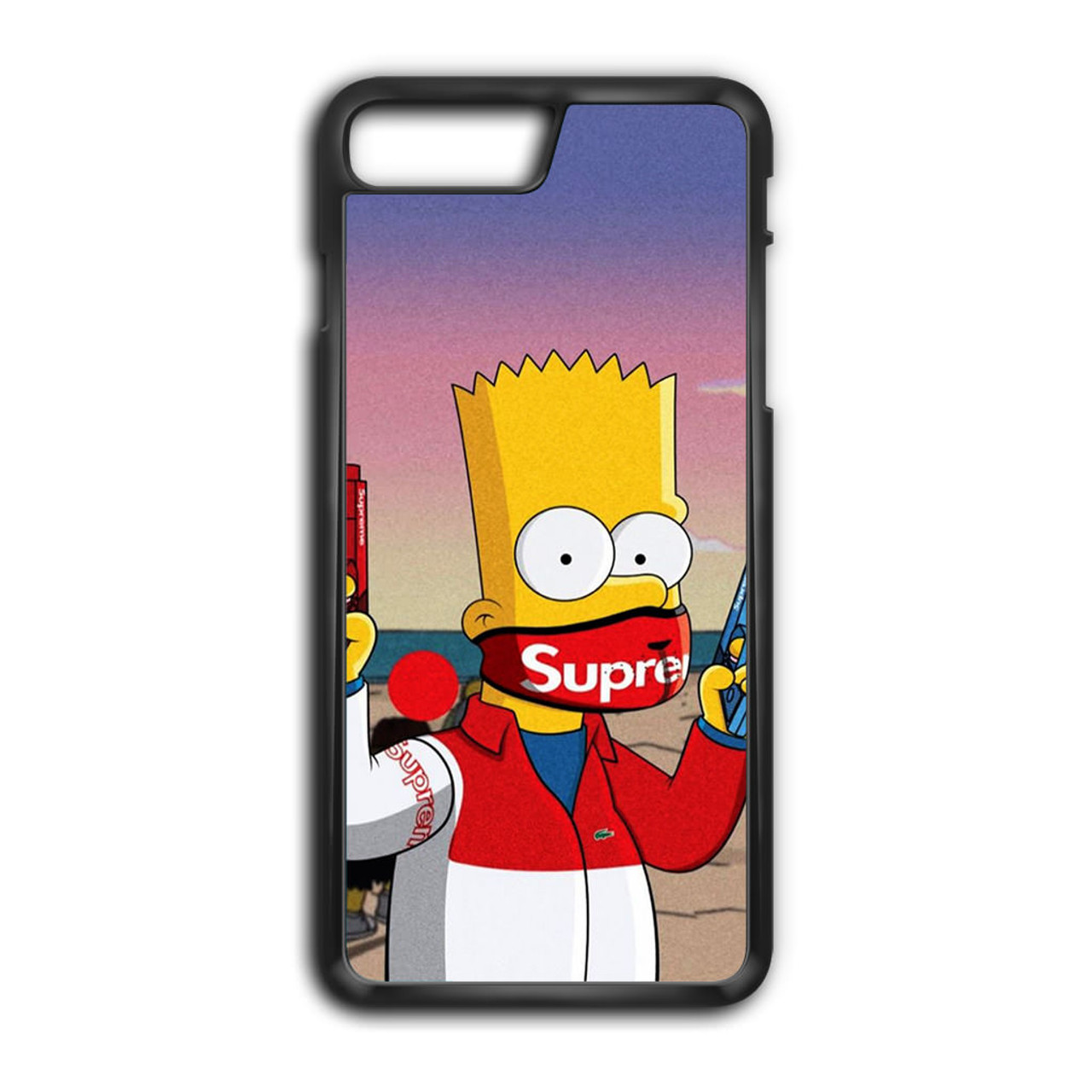 outlet store 7abd7 f7b00 Bart Supreme iPhone 7 Plus Case