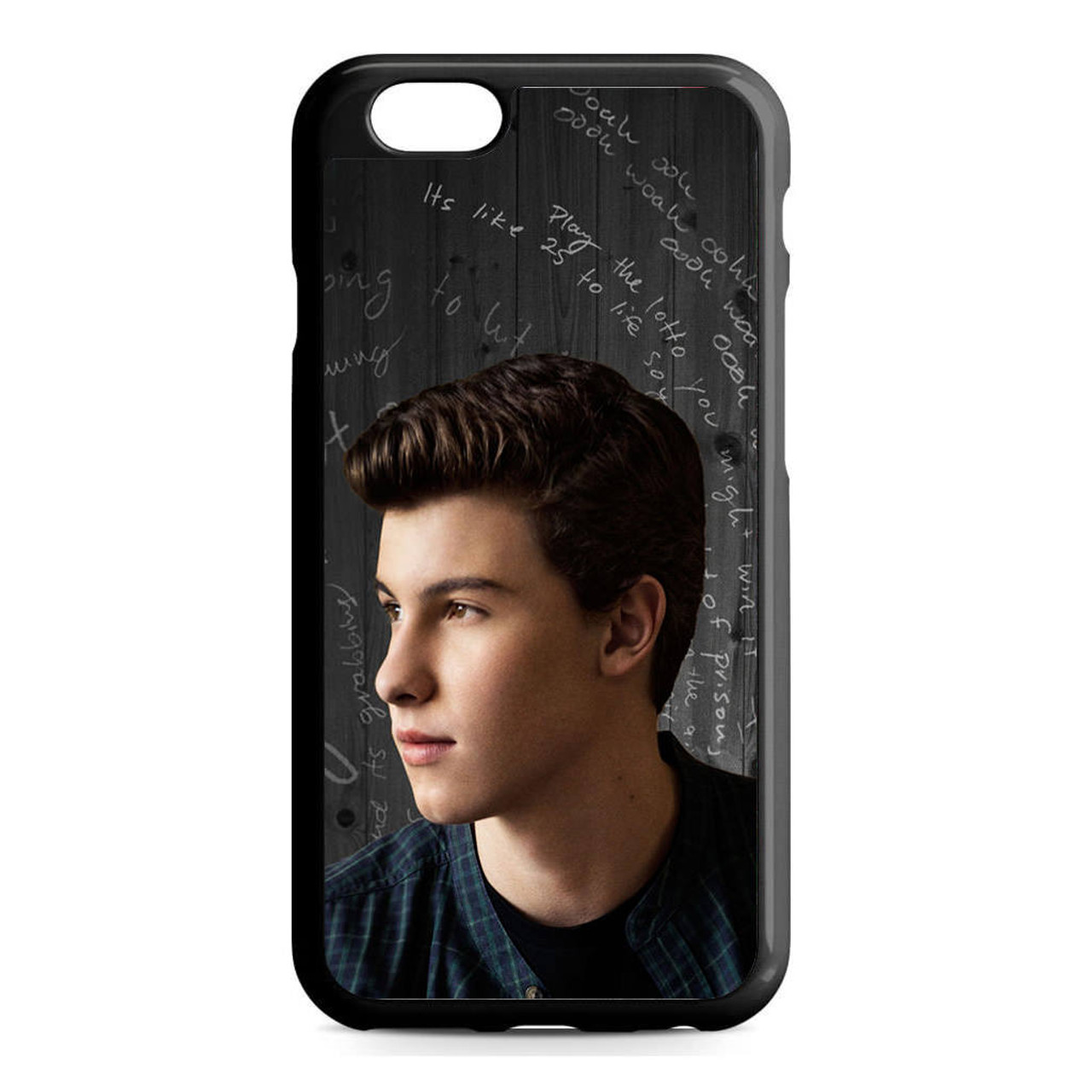 finest selection 6b6d4 74666 Shawn Mendes Something Big iPhone 6/6S Case