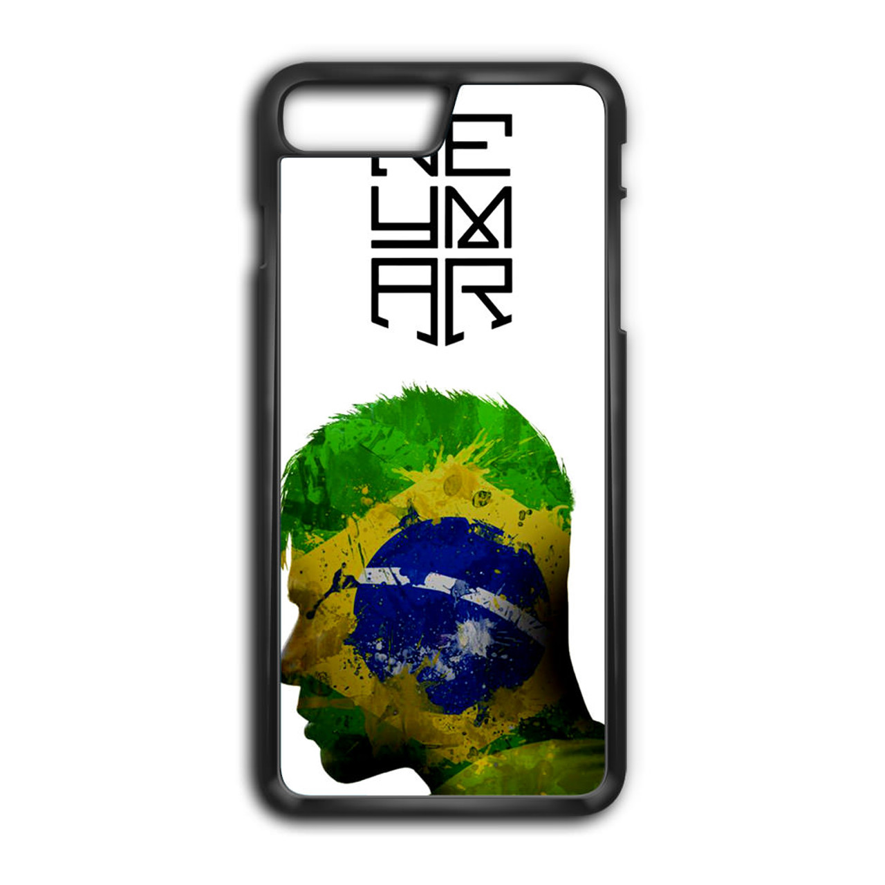 0a0bdbcfccea6 Neymar Logo Brazil iPhone 7 Plus Case